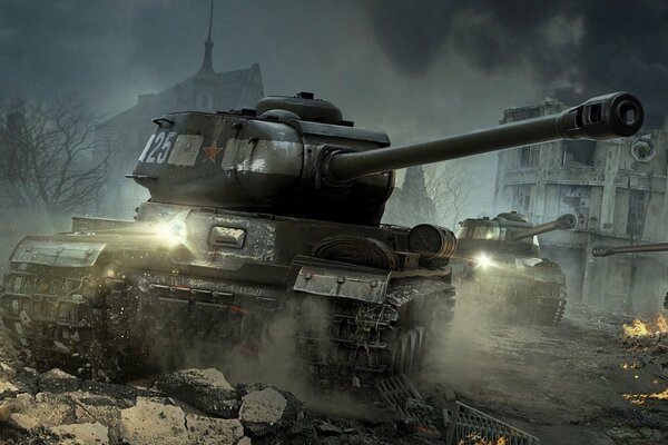 World of Tanks: Blitz Wargaming Net Мир Танков World of Tanks Blitz WoT: Blitz WG WoTB ИС-2 Тяжёлый Танк Берлин