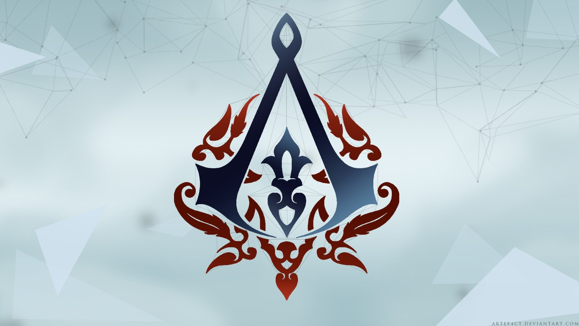 assassins creed знак атаманов анимус