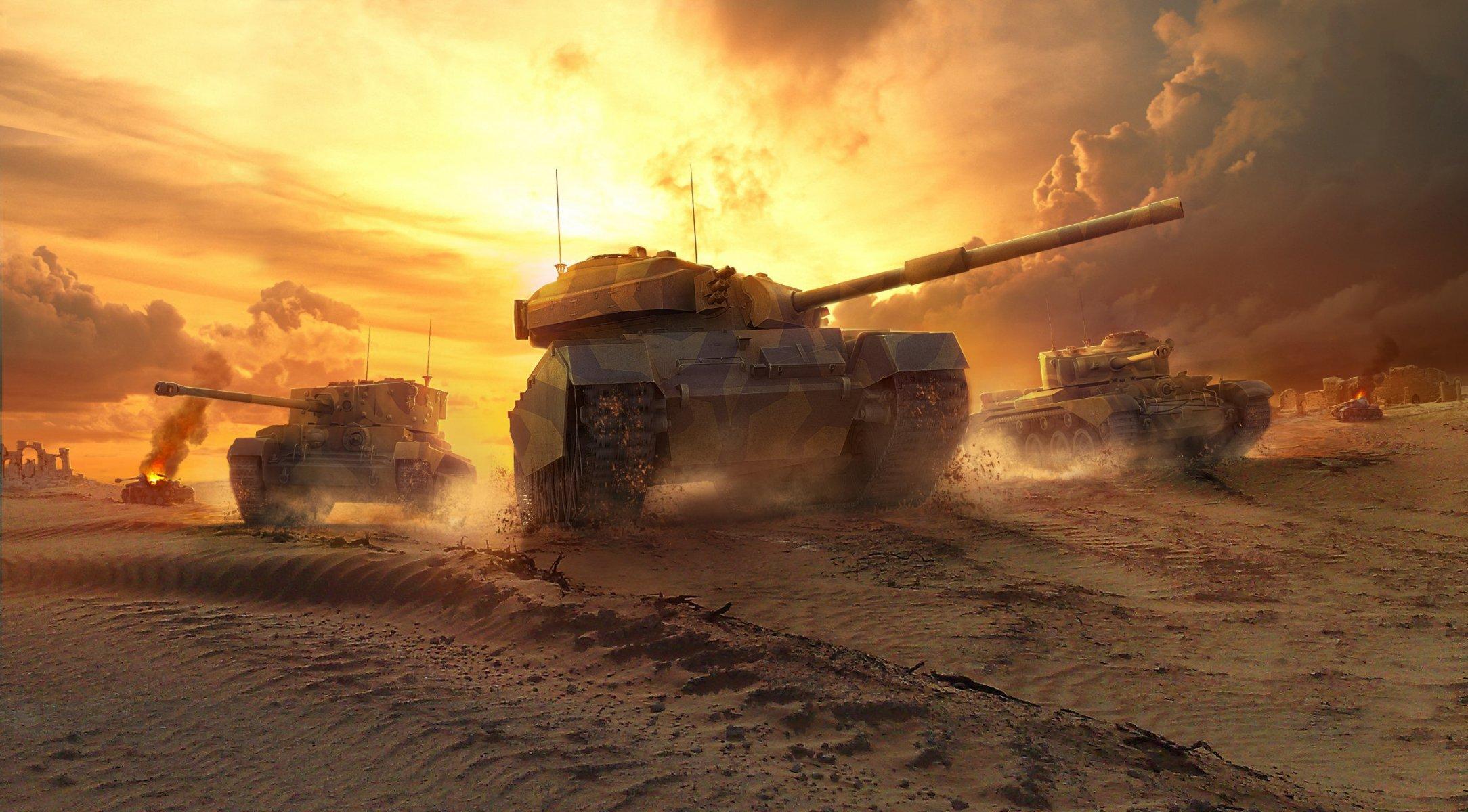 Крутые картинки с танками