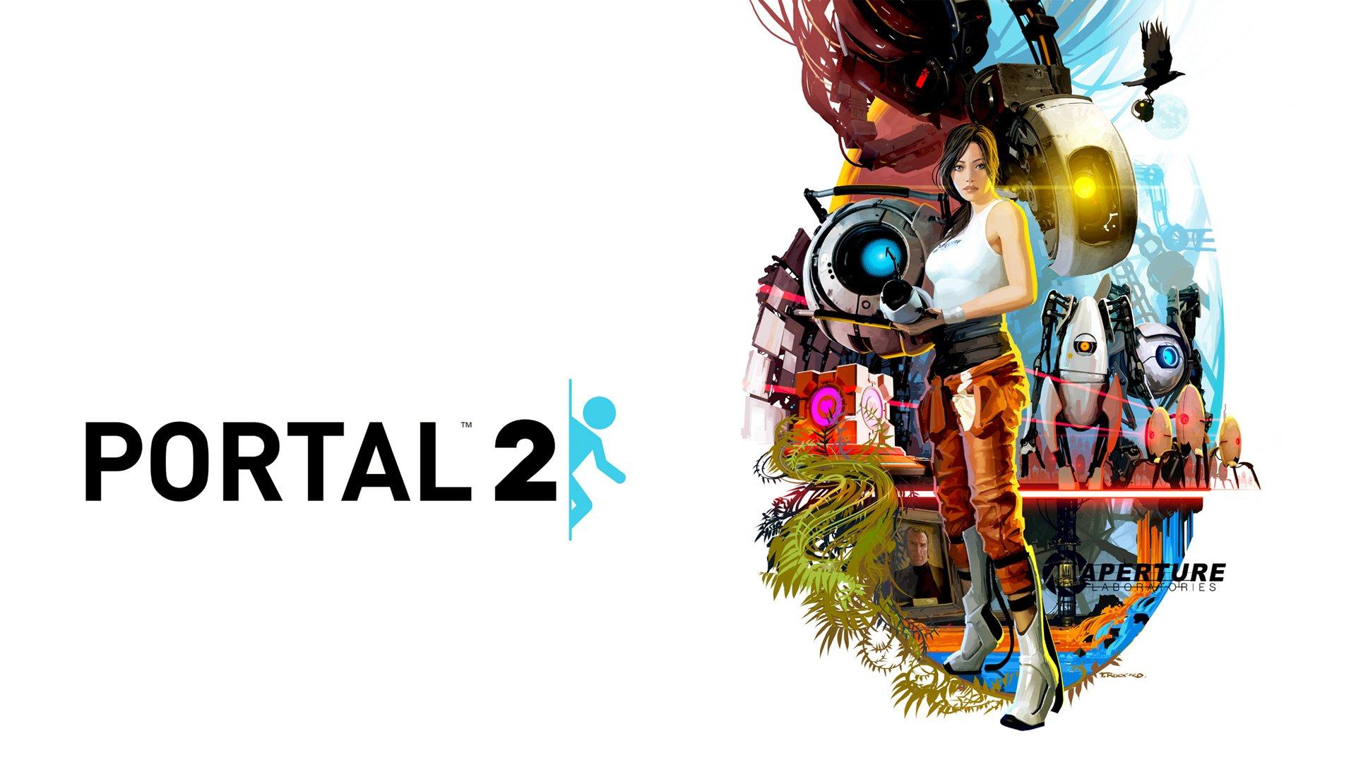 скачать игру портал 2 через торрент бесплатно на компьютер на русском - фото 11