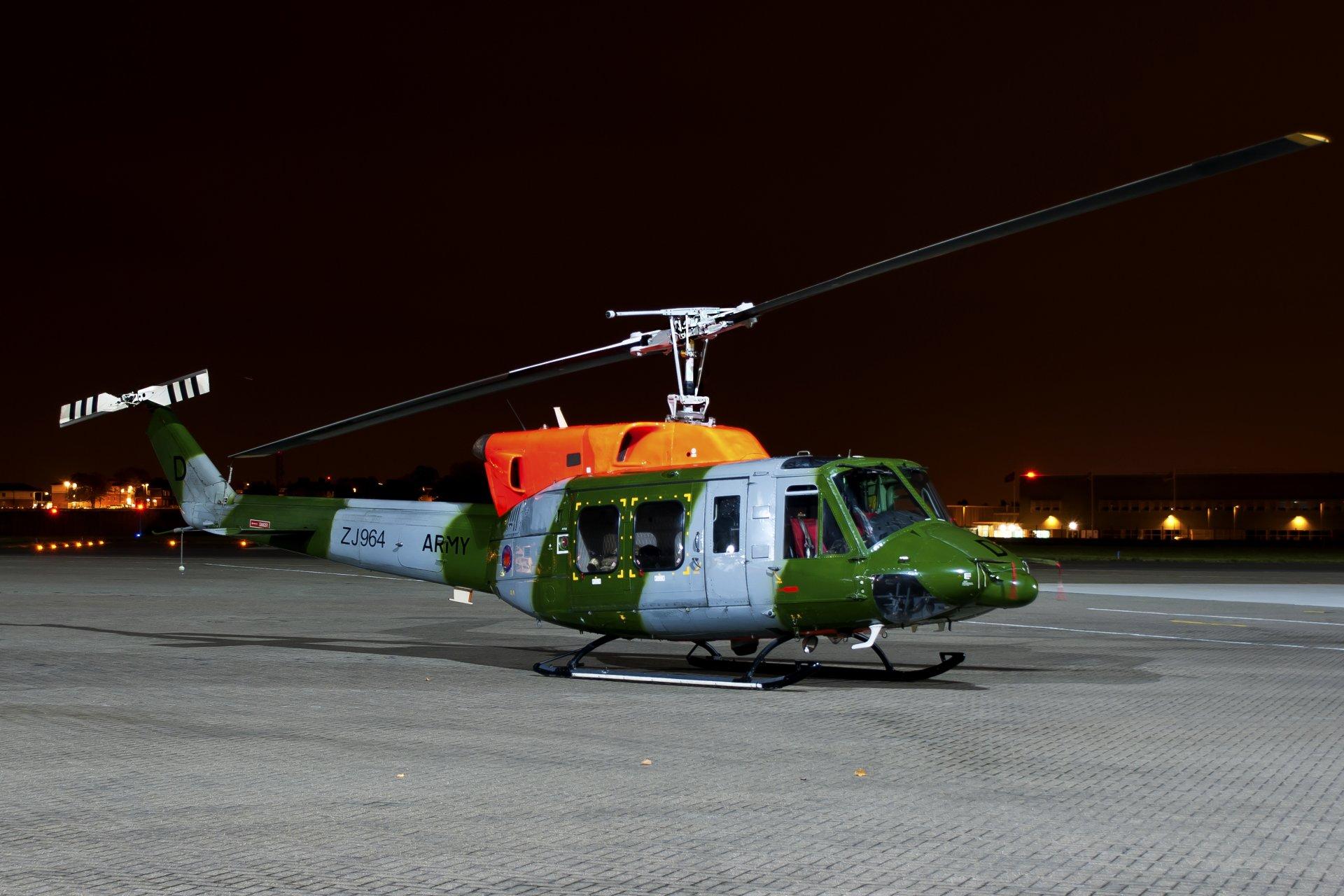 Обои AB-212, Agusta-Bell, транспортный вертолёт. Авиация foto 8