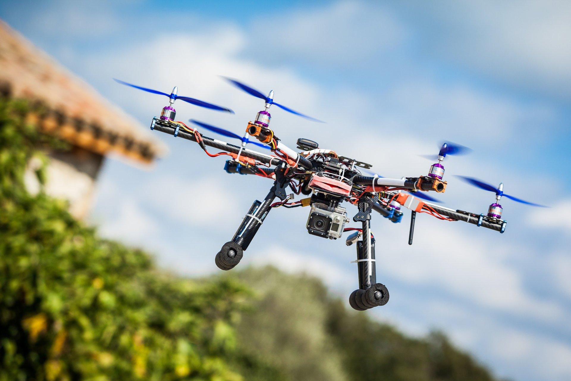 Обои дрон, аппарат, беспилотный, летательный. Авиация foto 9
