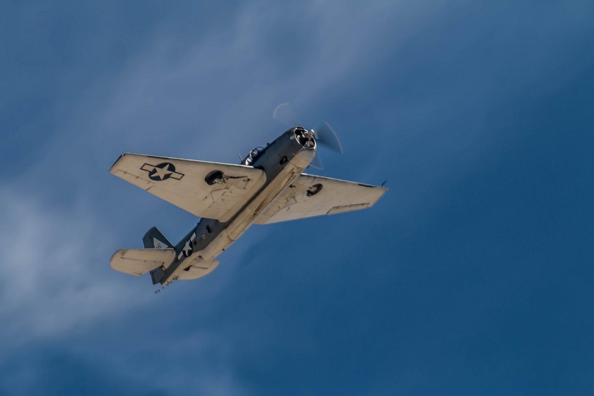 Обои палубный, торпедоносец, avenger, Grumman. Авиация foto 12