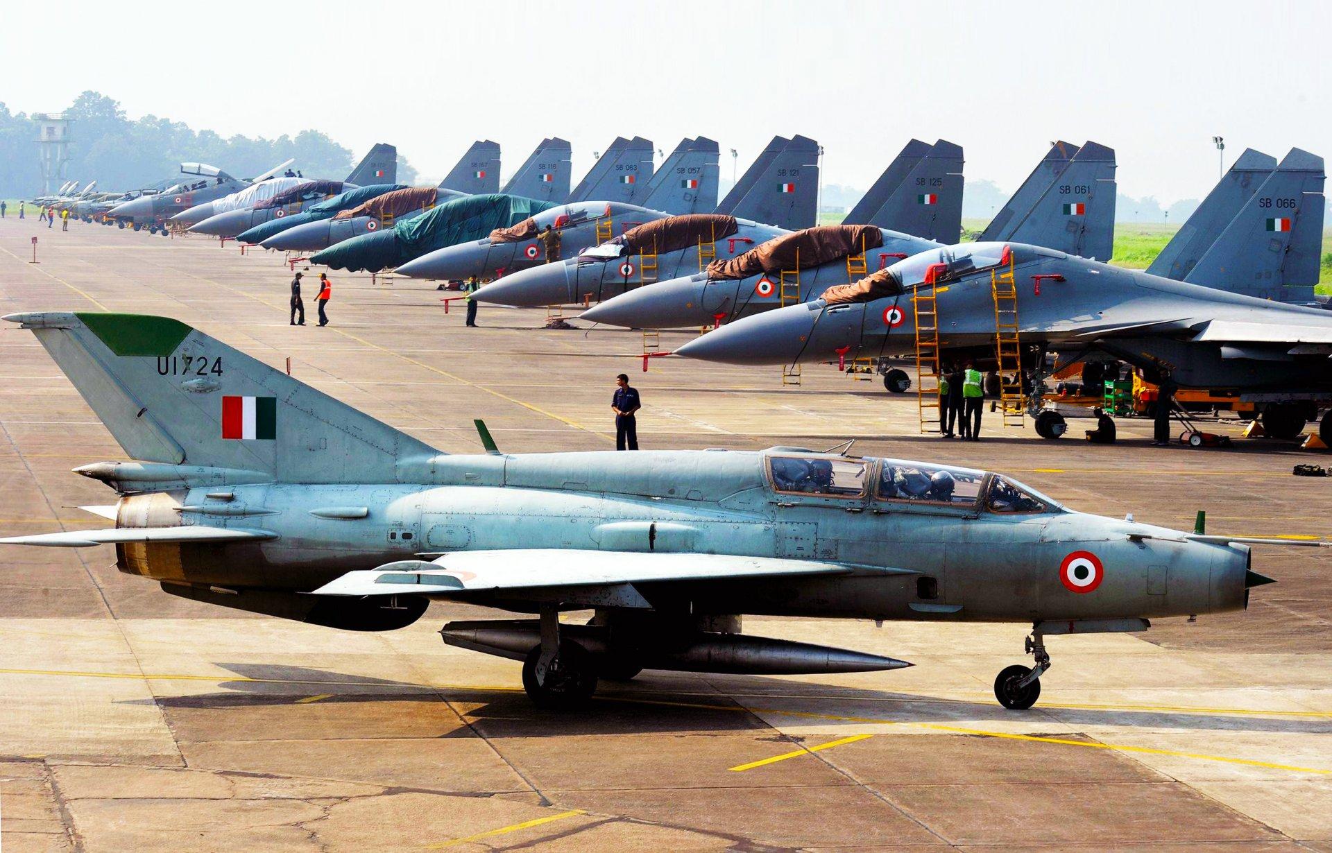 Обои Миг-29а, многоцелевой, истребитель, fulcrum. Авиация foto 14
