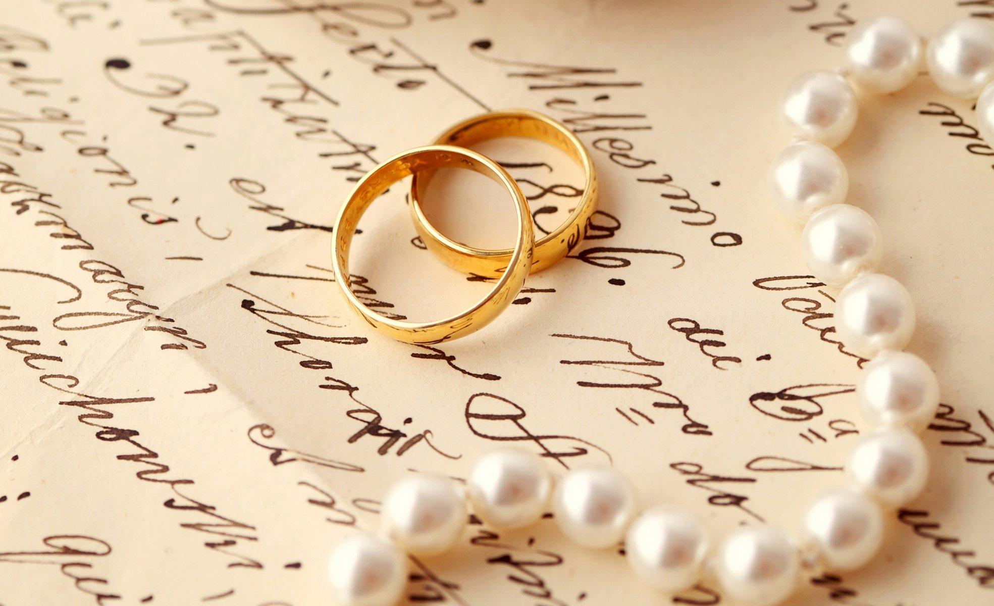 Поздравление на золотой свадьбе в прозе