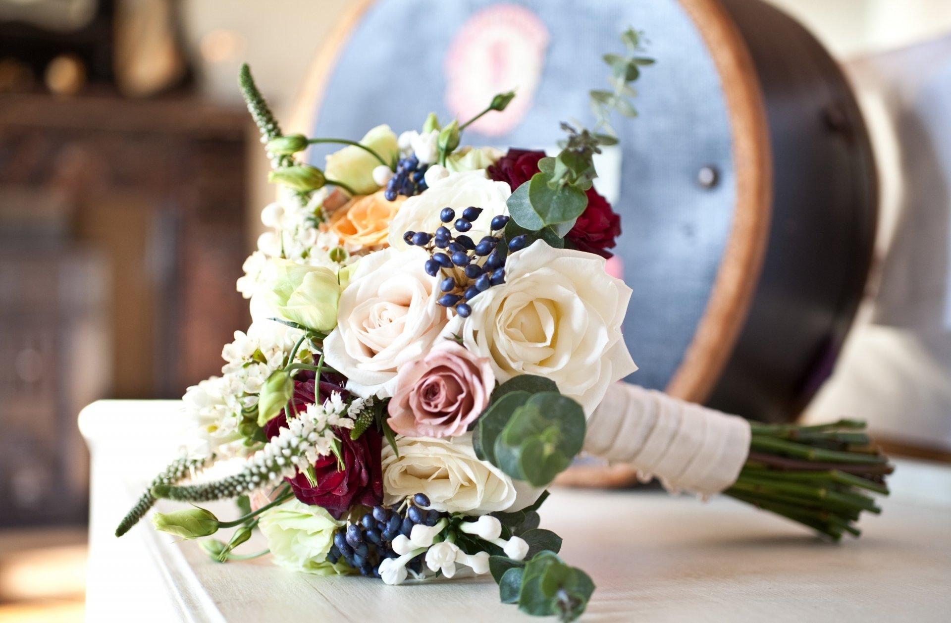 Открытки с цветами свадебные, открытка для