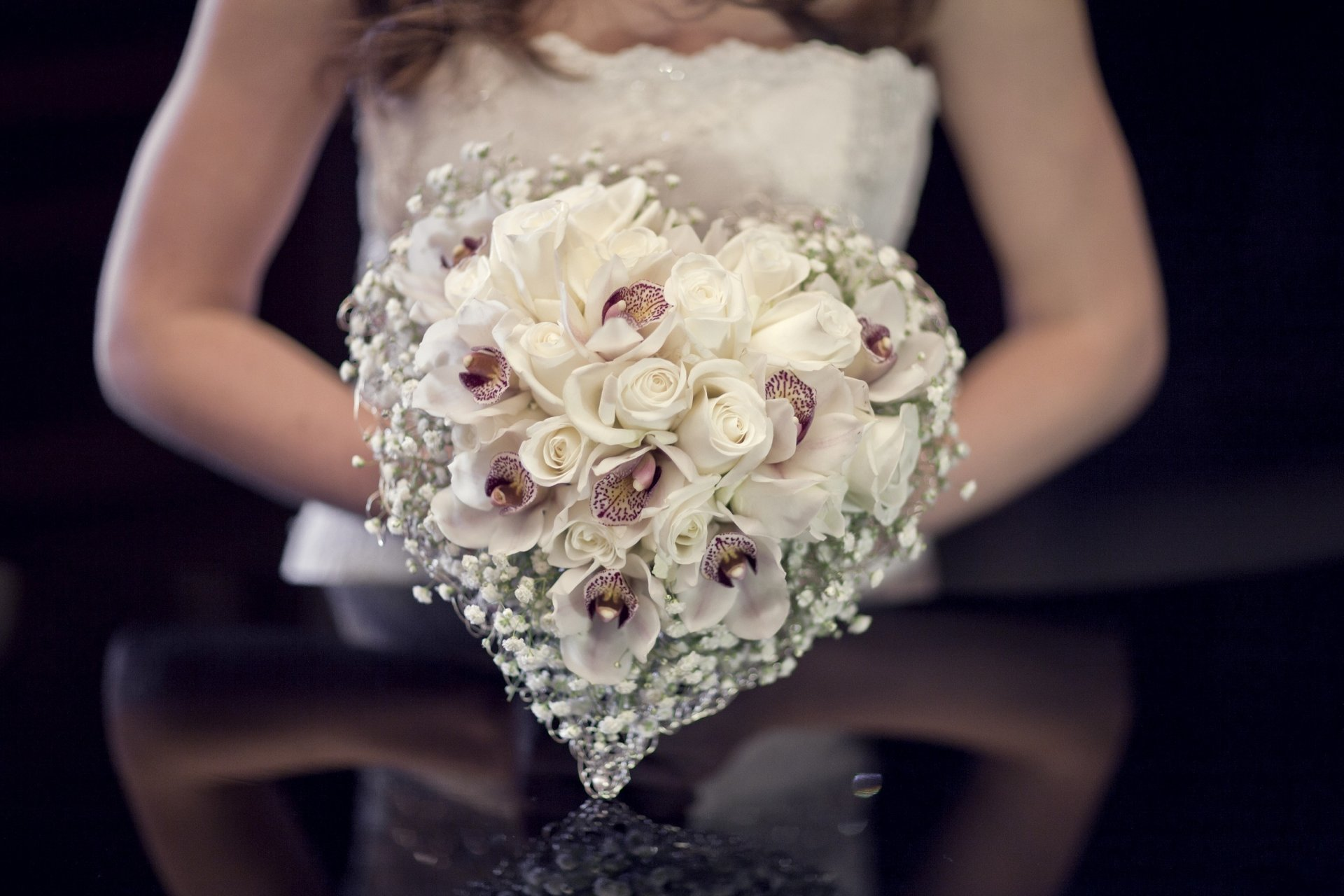 Составление свадьбу букет для невесте фото