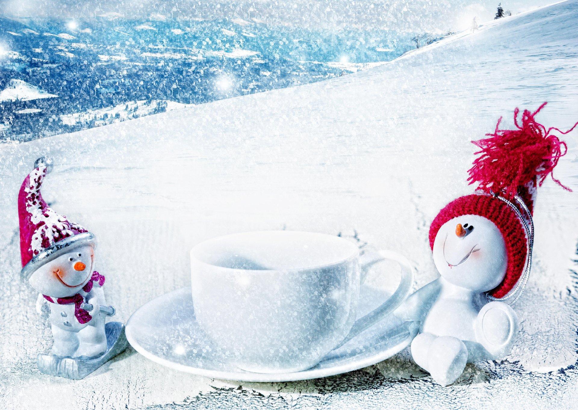 Прикольные картинки на зимнюю тематику