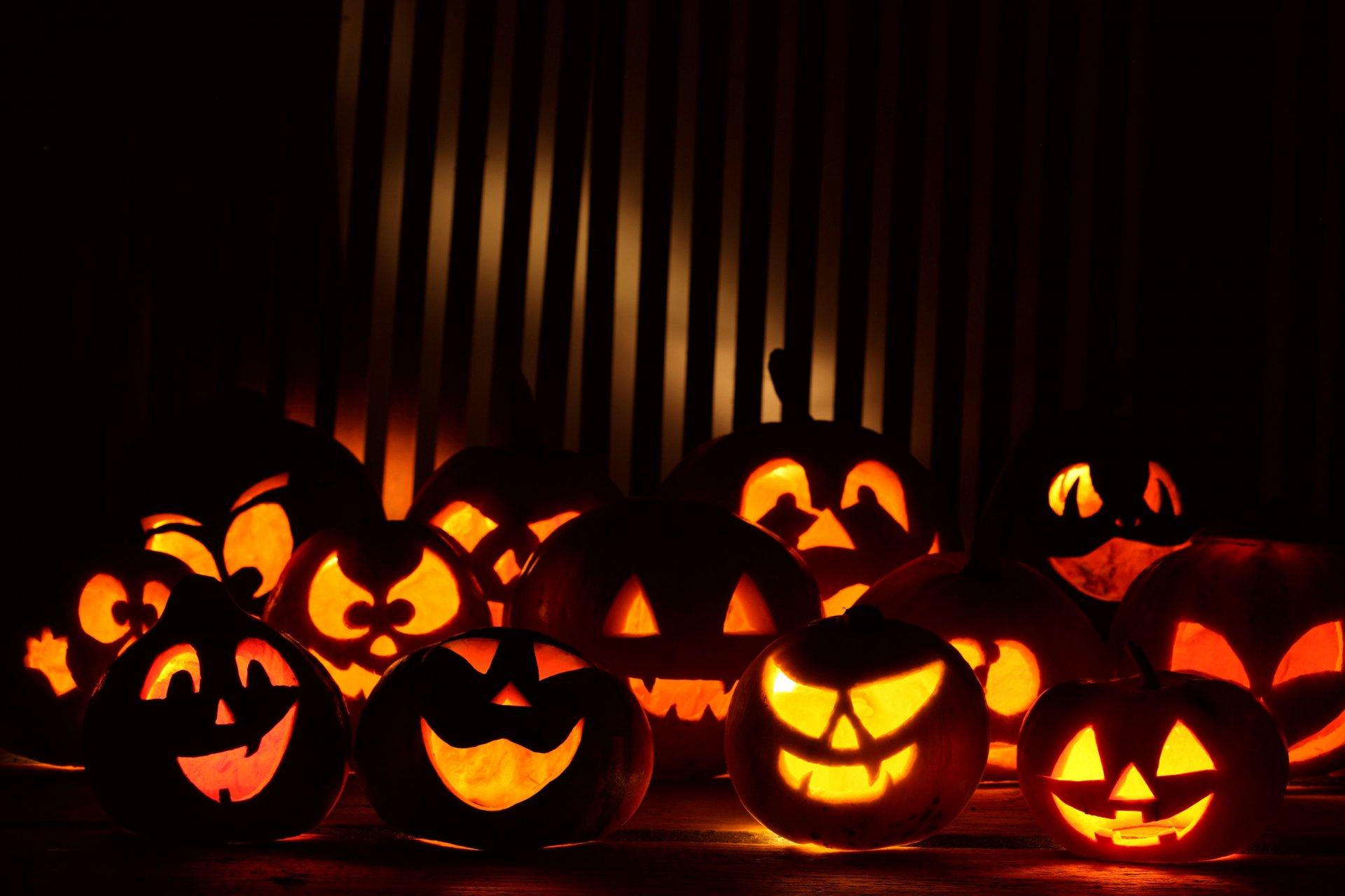 Happy halloween pumpkin wallpaper pictures
