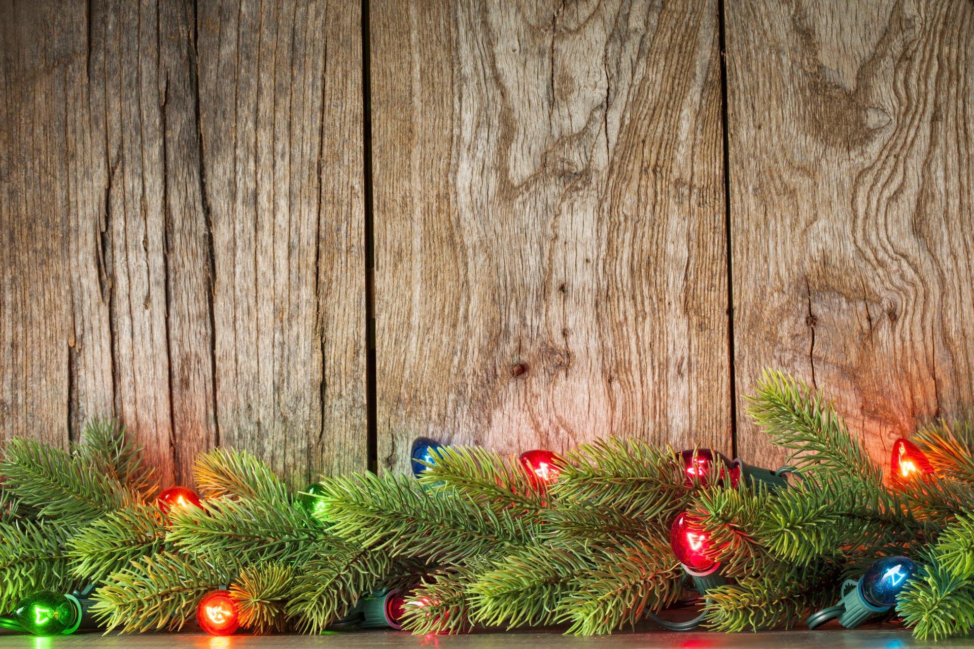 Картинки новый год фон дерево