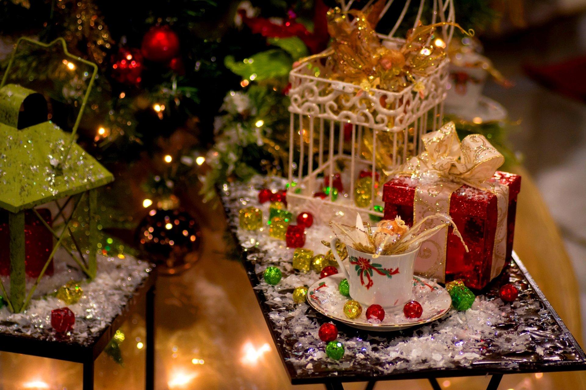 Декорации подарков
