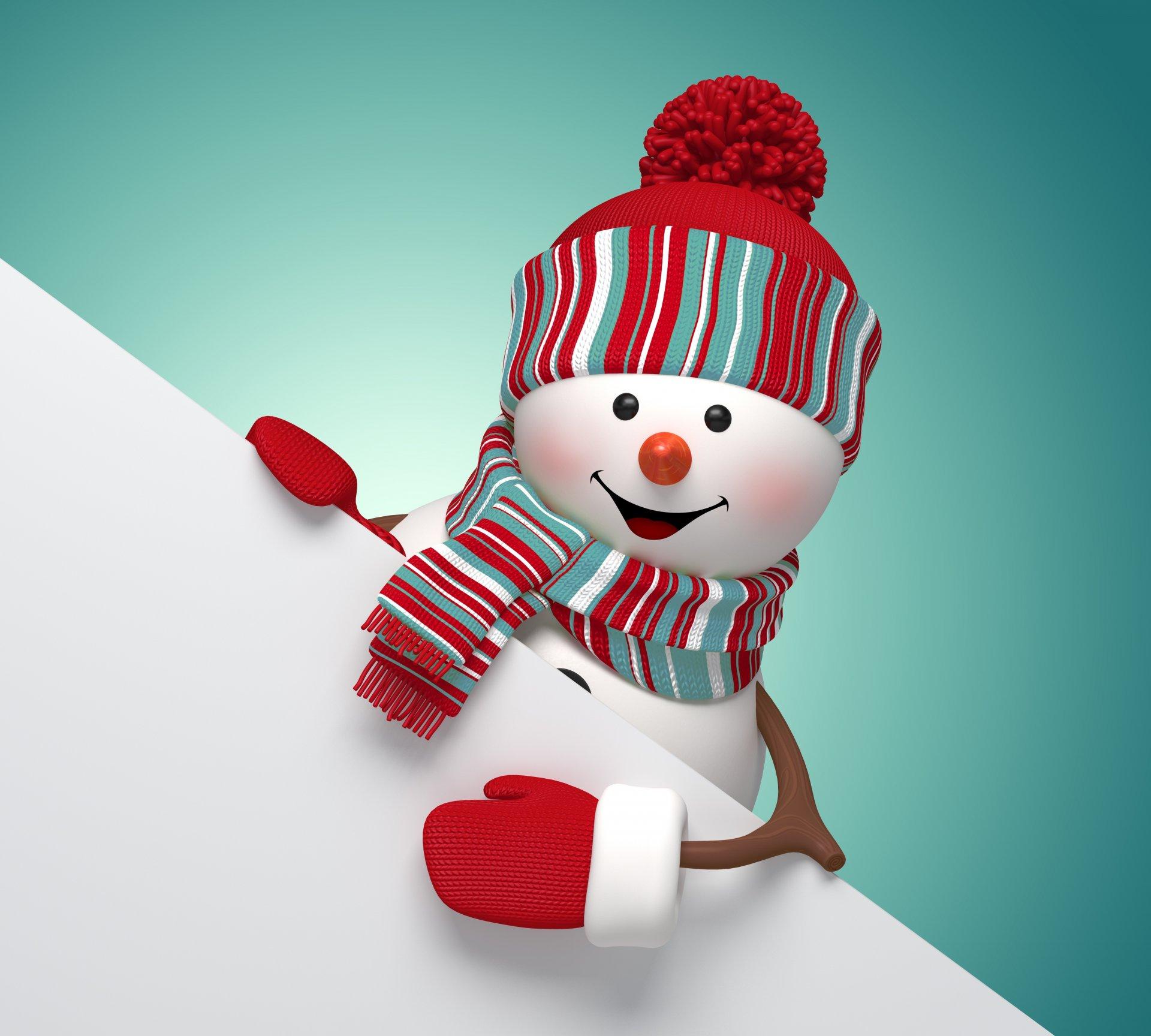 Картинка с снеговиком, про