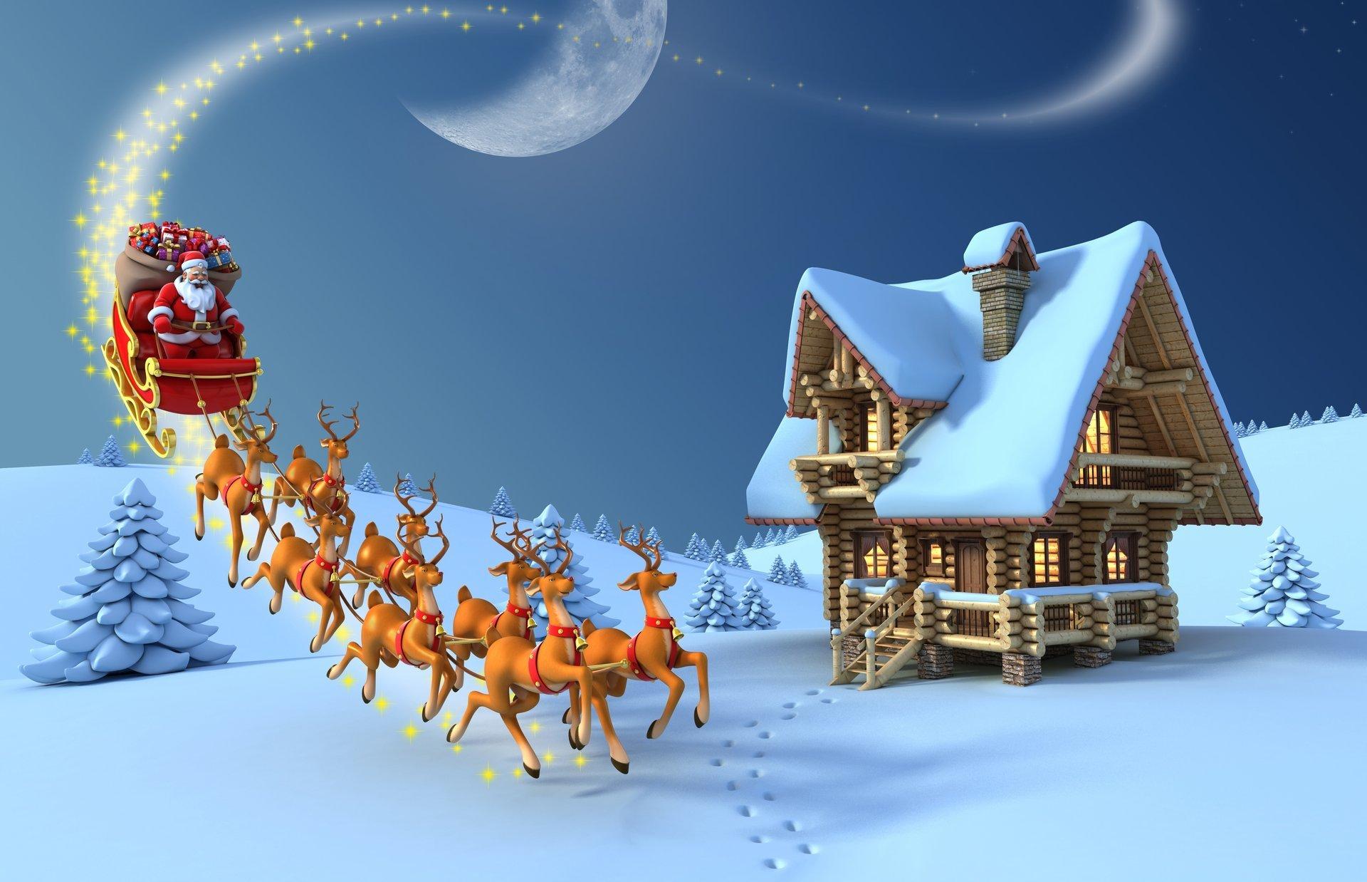 Интерактивные сказки для нового года