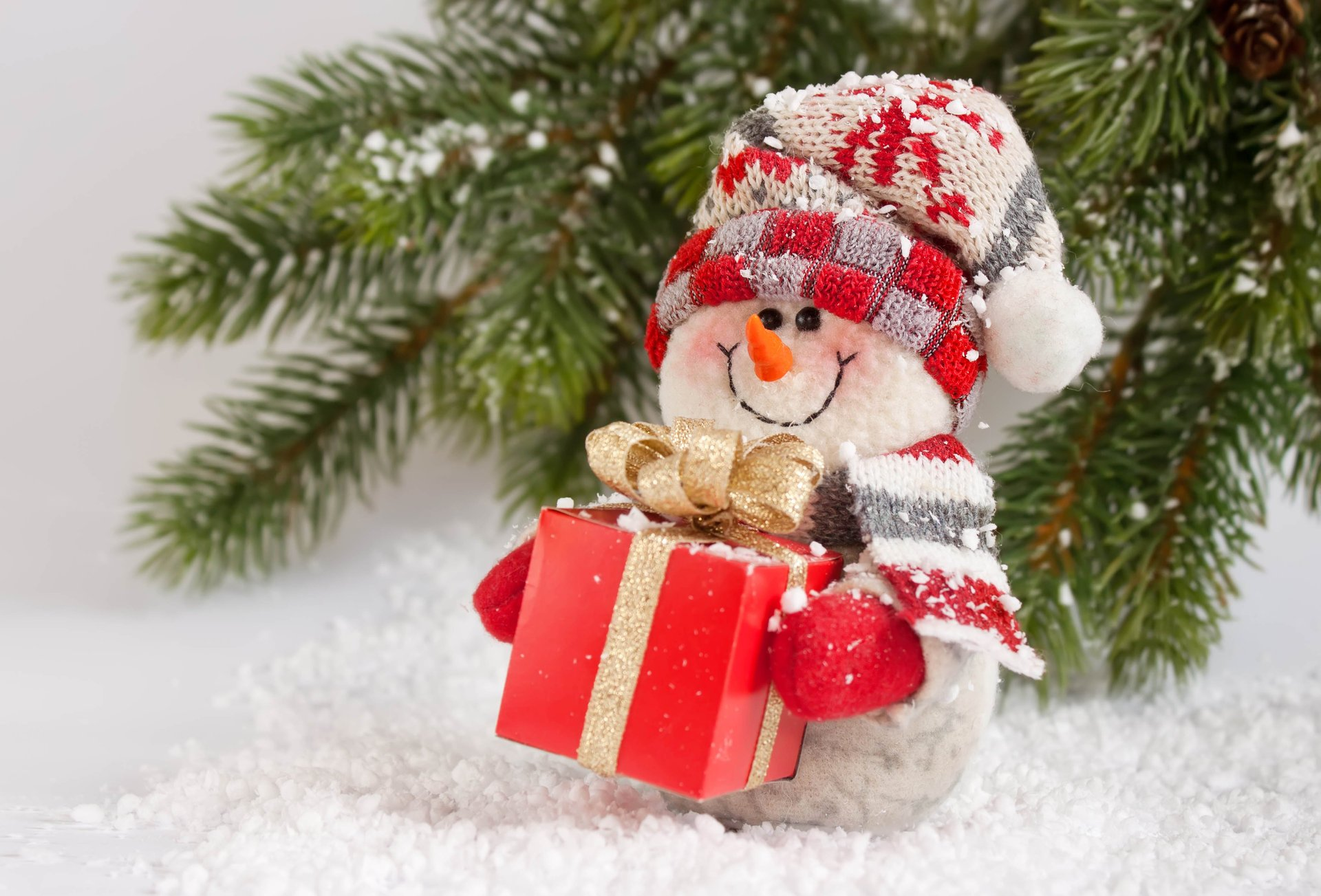 merry-christmas-snowman-snow-winter-gift