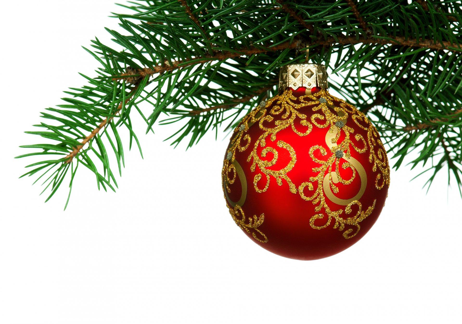 Зеленая новогодняя елка обои для рабочего стола картинки