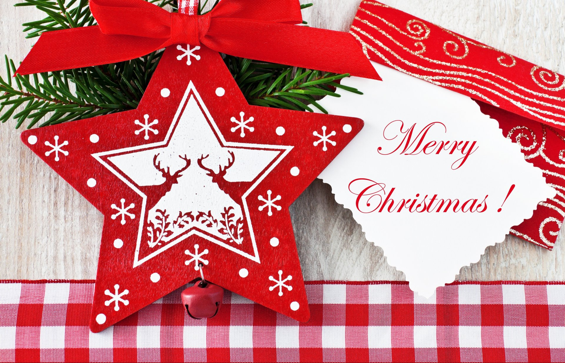 Рождественские поздравления своими руками