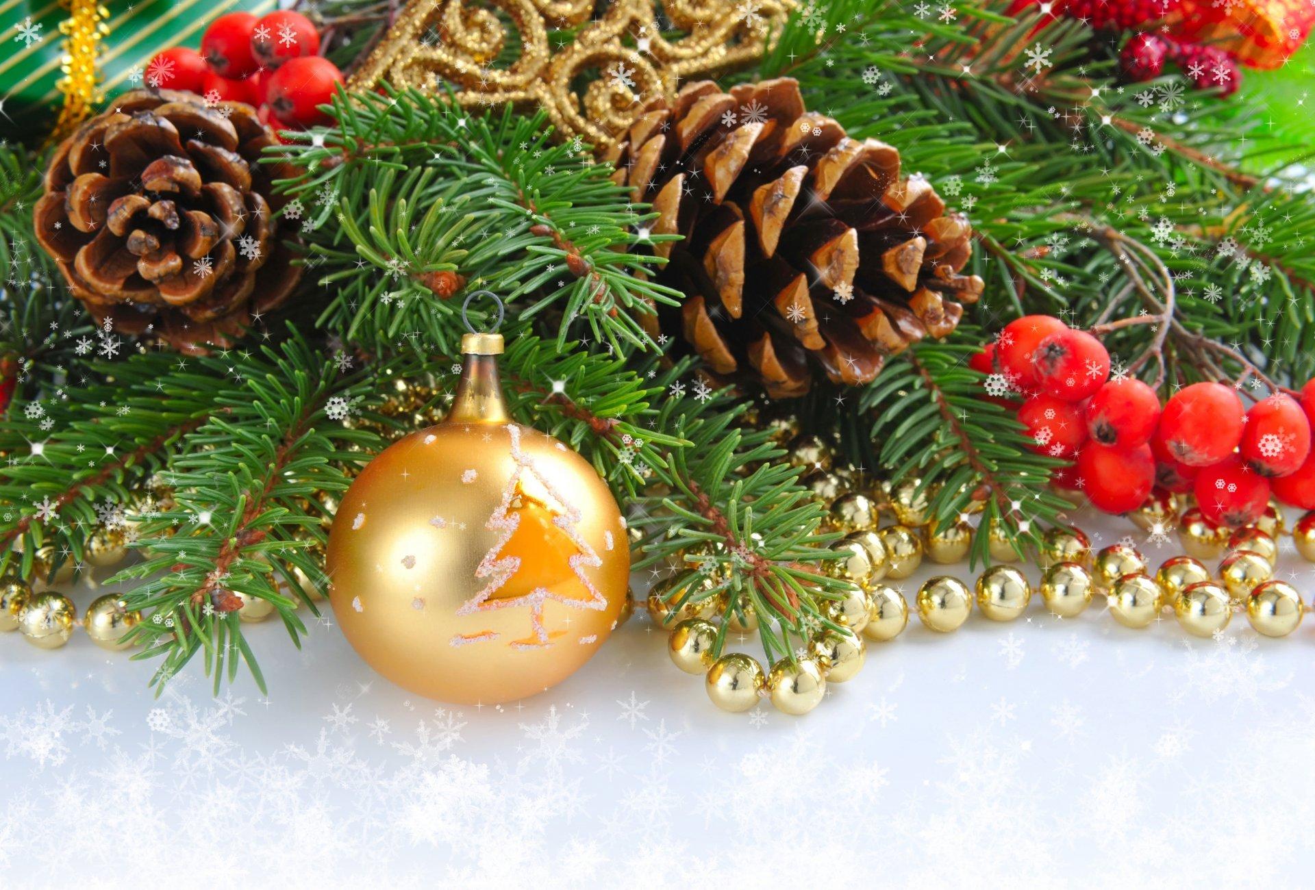 Картинки, открытка новогодняя елка с шаром