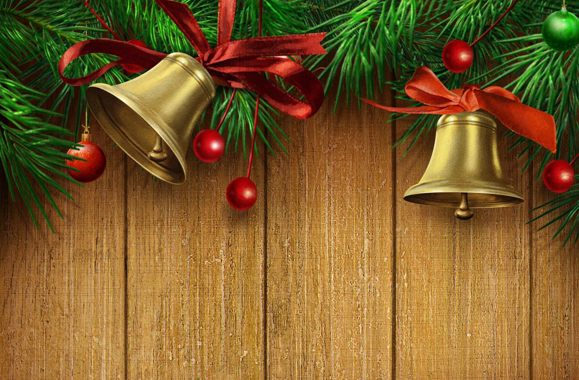 Колокольчики открытки на новый год, отправить