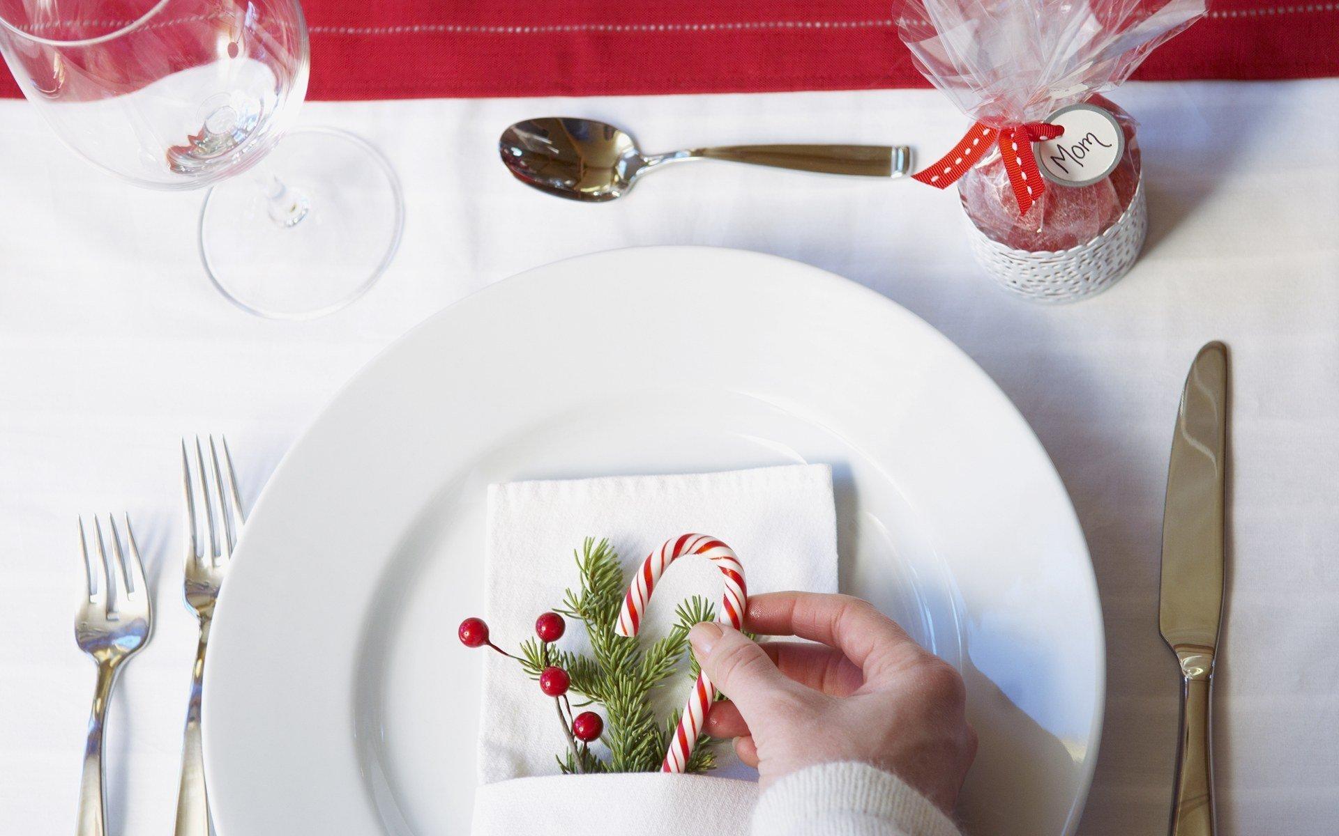 Посуда подарок на новый год