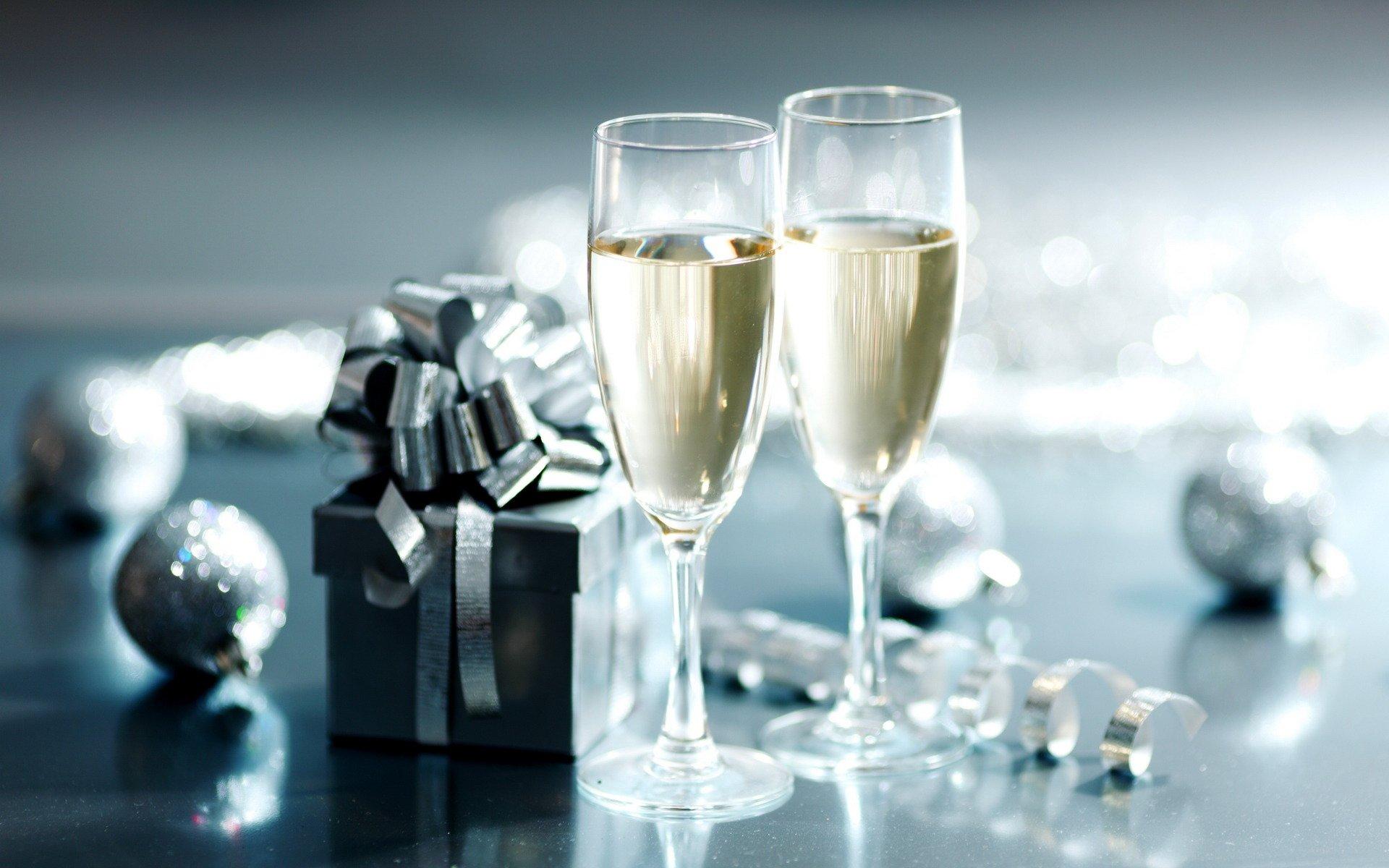 шампанское подарок праздник скачать