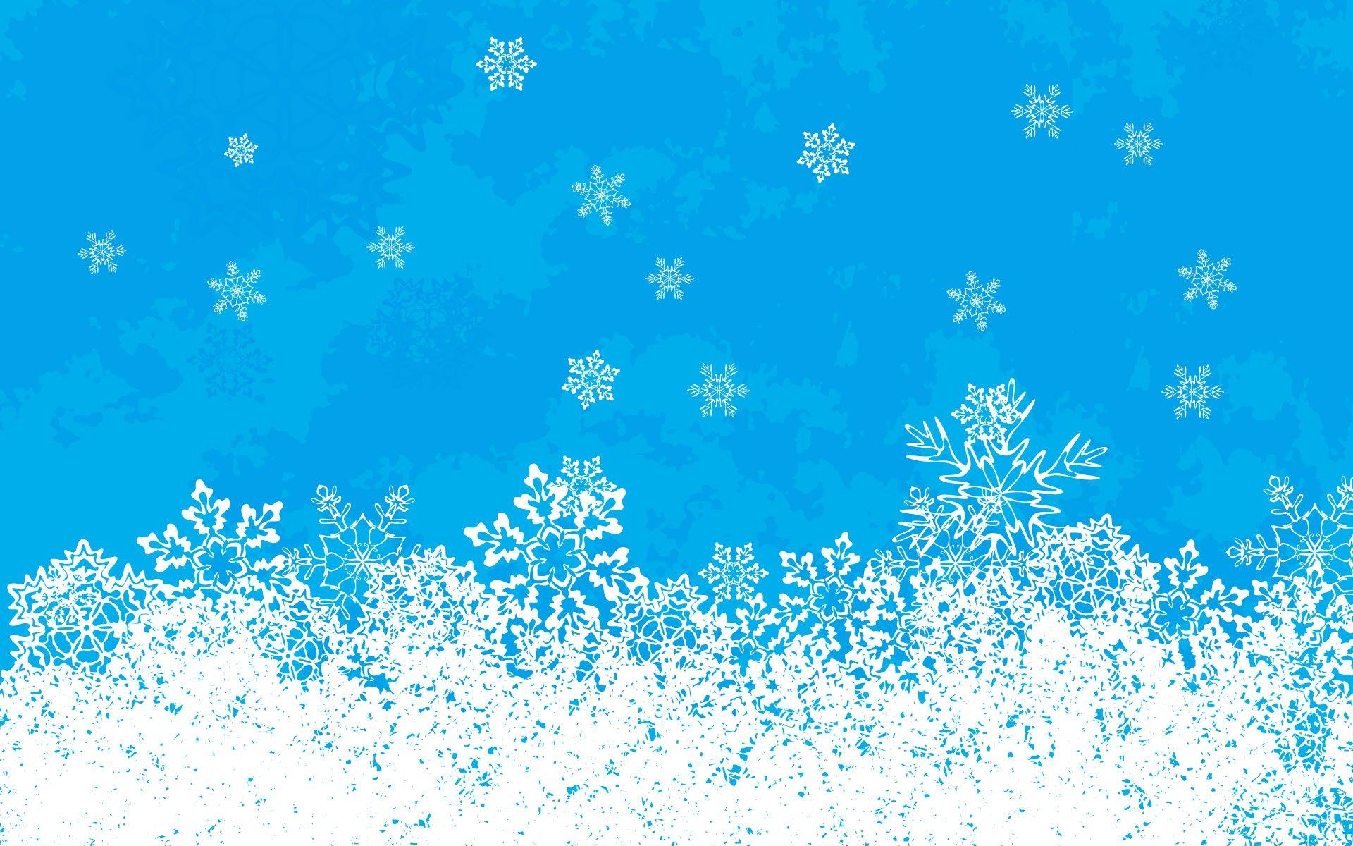 снег картинки год снежинки новый