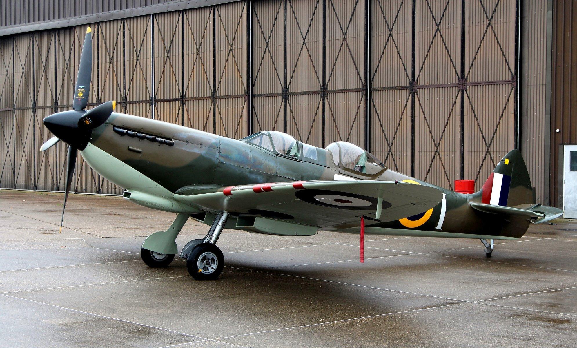 Обои учебно-тренировочный, двухместный, cap 10 b. Авиация foto 8