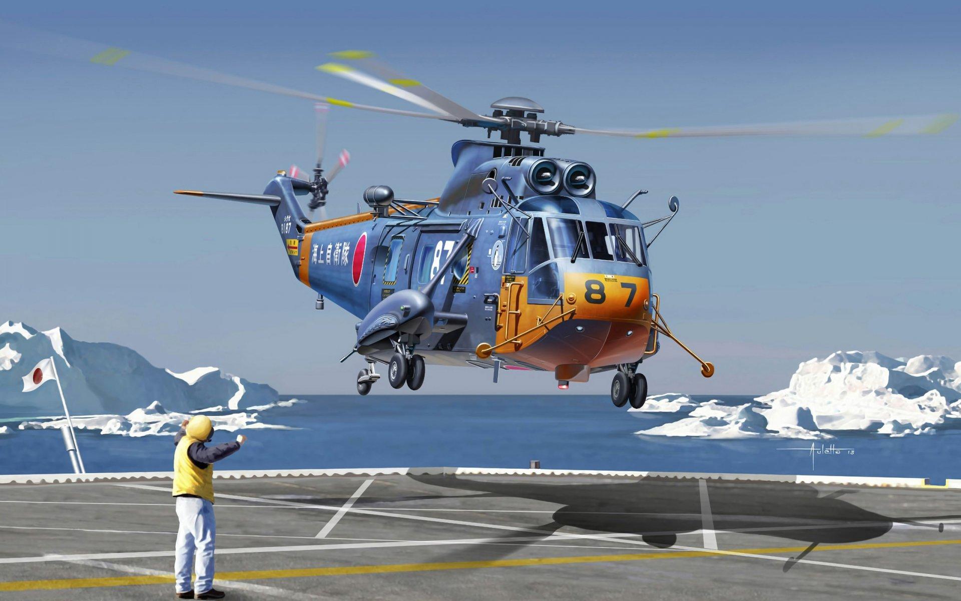 вертолёт касатка фото