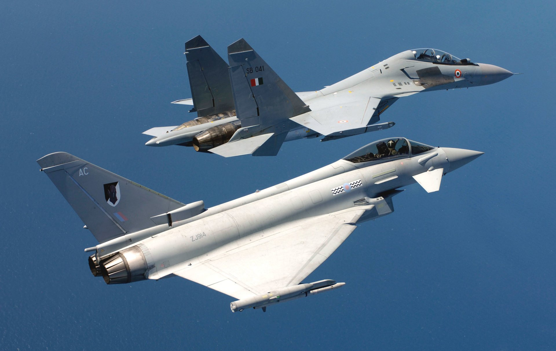 Обои Самолёт, Mirage 2000. Авиация foto 15