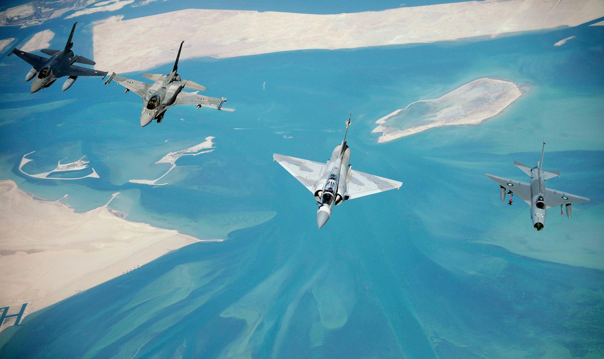 Обои Самолёт, Mirage 2000. Авиация foto 17