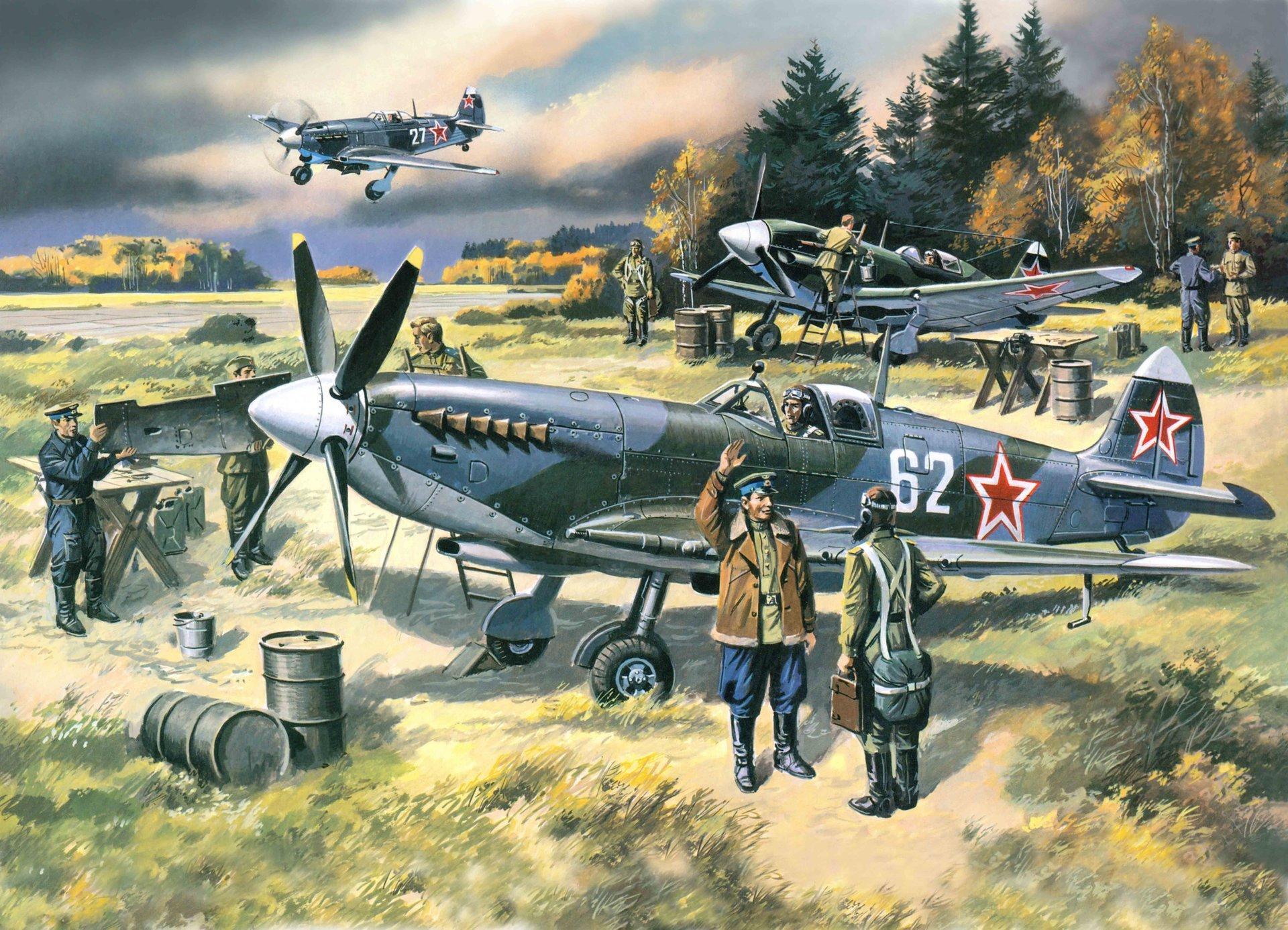Обои bf-109f-2/u2, воздушный, самолеты. Авиация foto 11