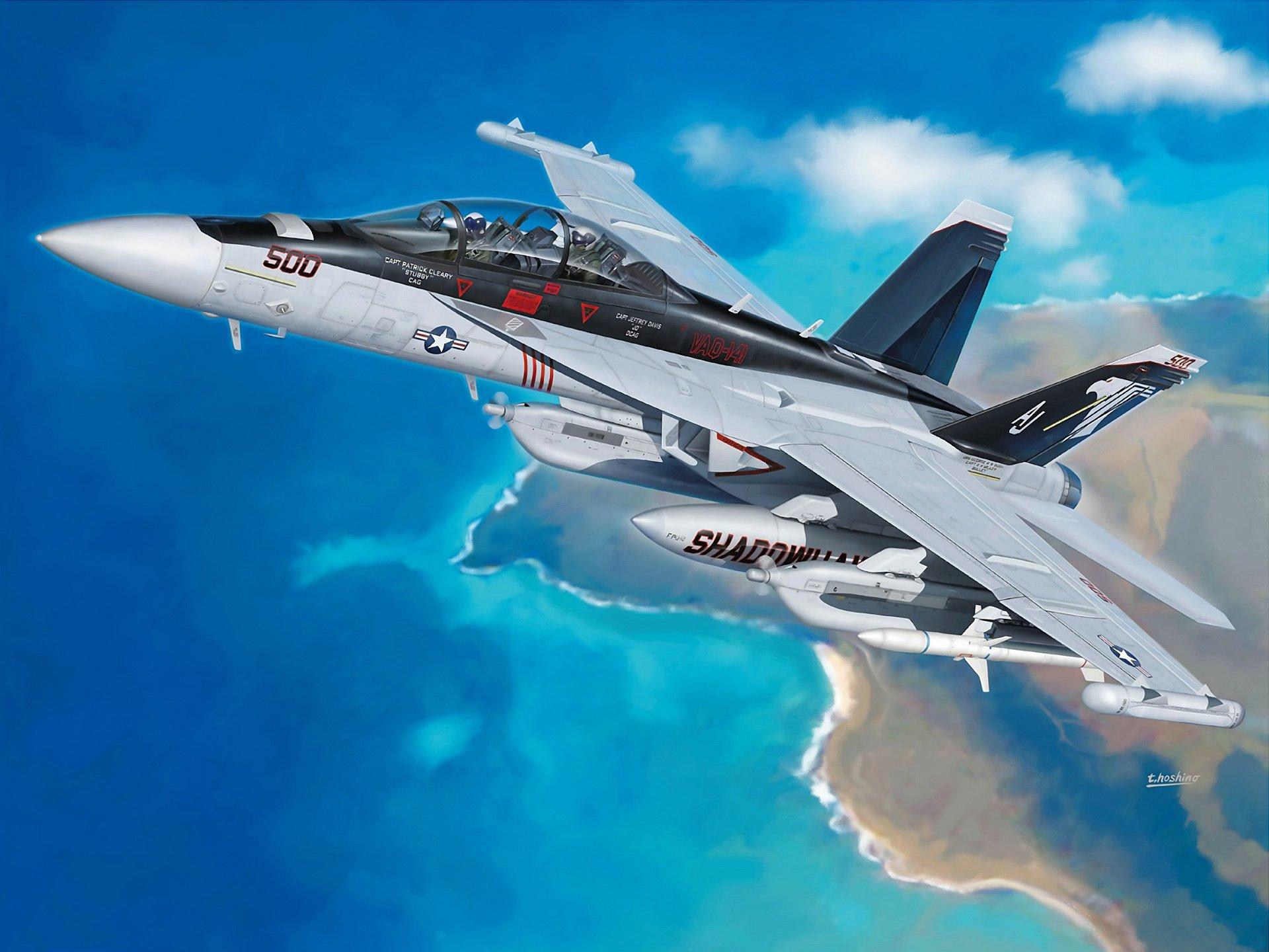Обои палубный многоцелевой истребитель, super hornet, boeing, f/a-18f. Авиация foto 8