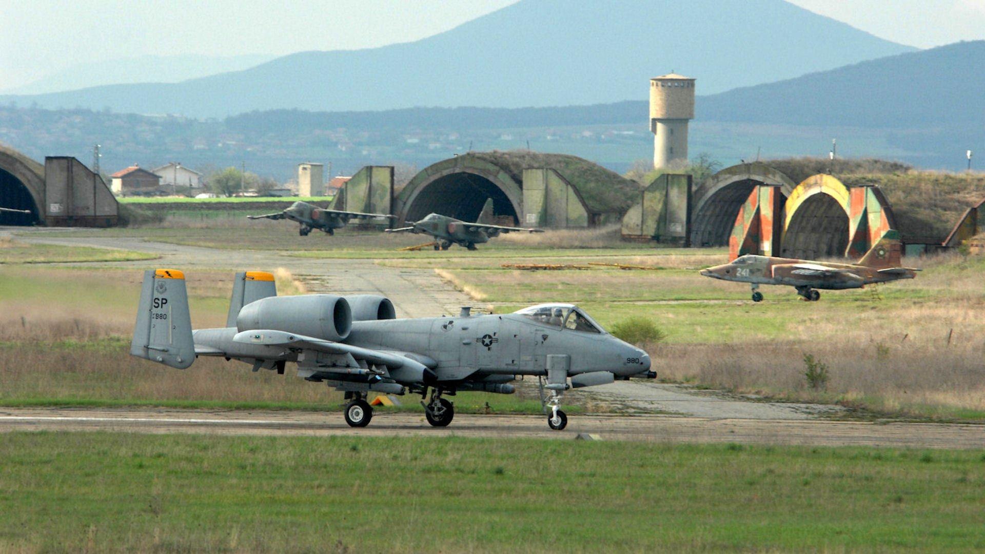 Обои republic, американский, A-10, бронированный, Fairchild, thunderbolt ii. Авиация foto 16