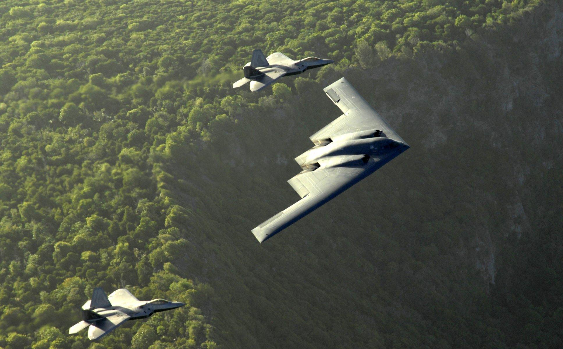 Обои бомбардировщик, Самолёт. Авиация foto 10