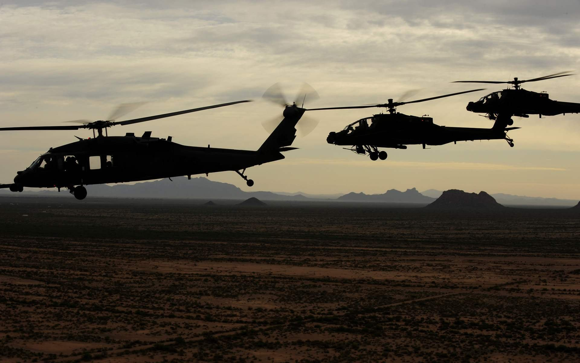 Black helicopter pictures — 2