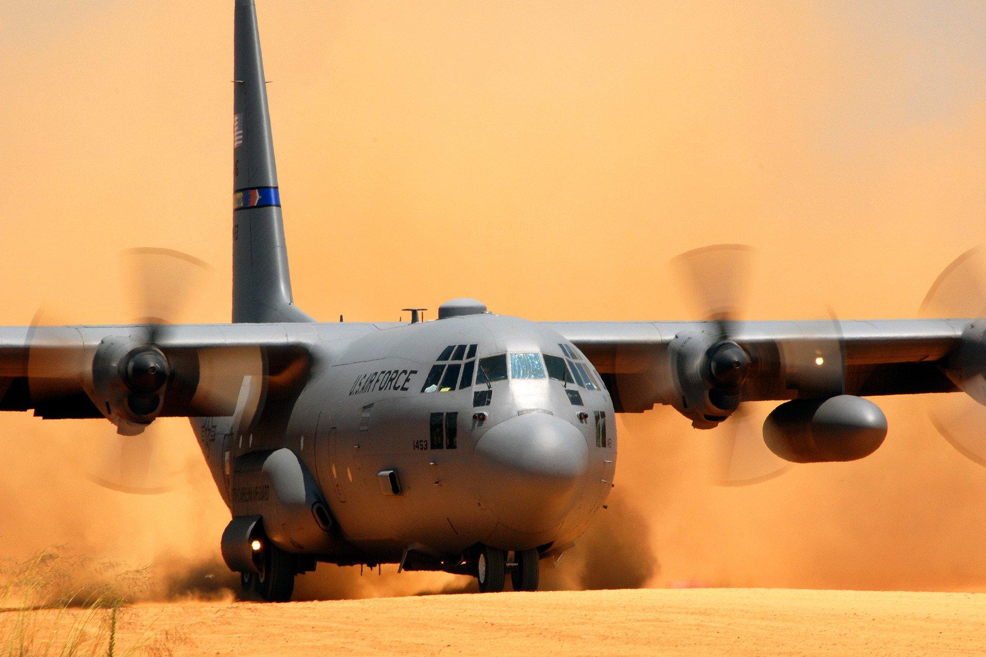 Обои Lockheed, c-130, hercules, Геркулес, c-130, локхид. Авиация foto 14