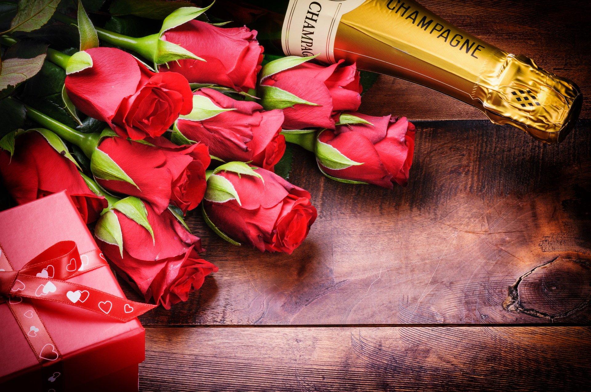 Поздравления с днем романтики 35