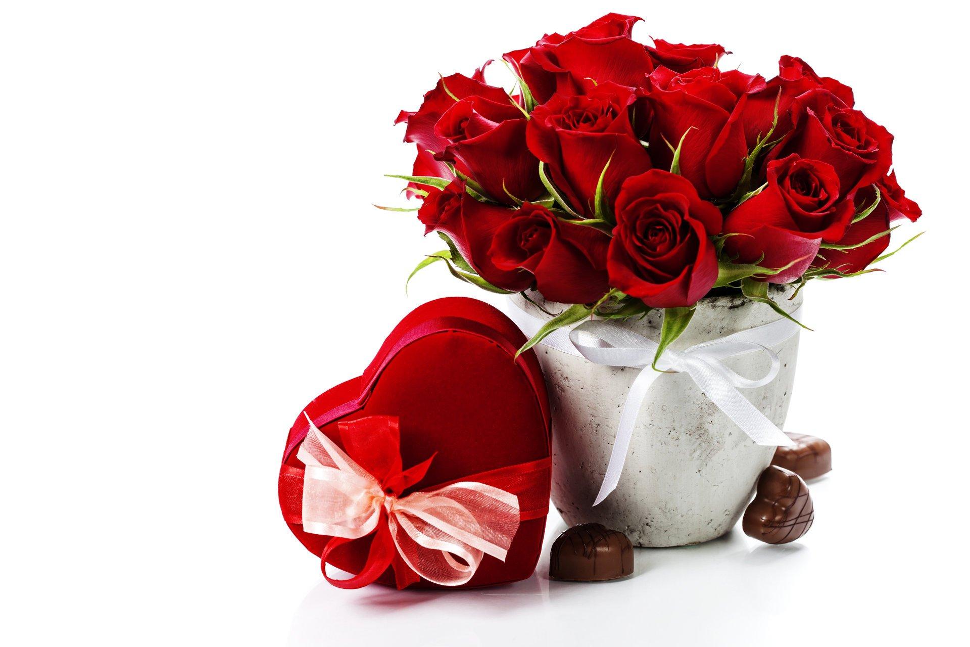 Подарочный цветы