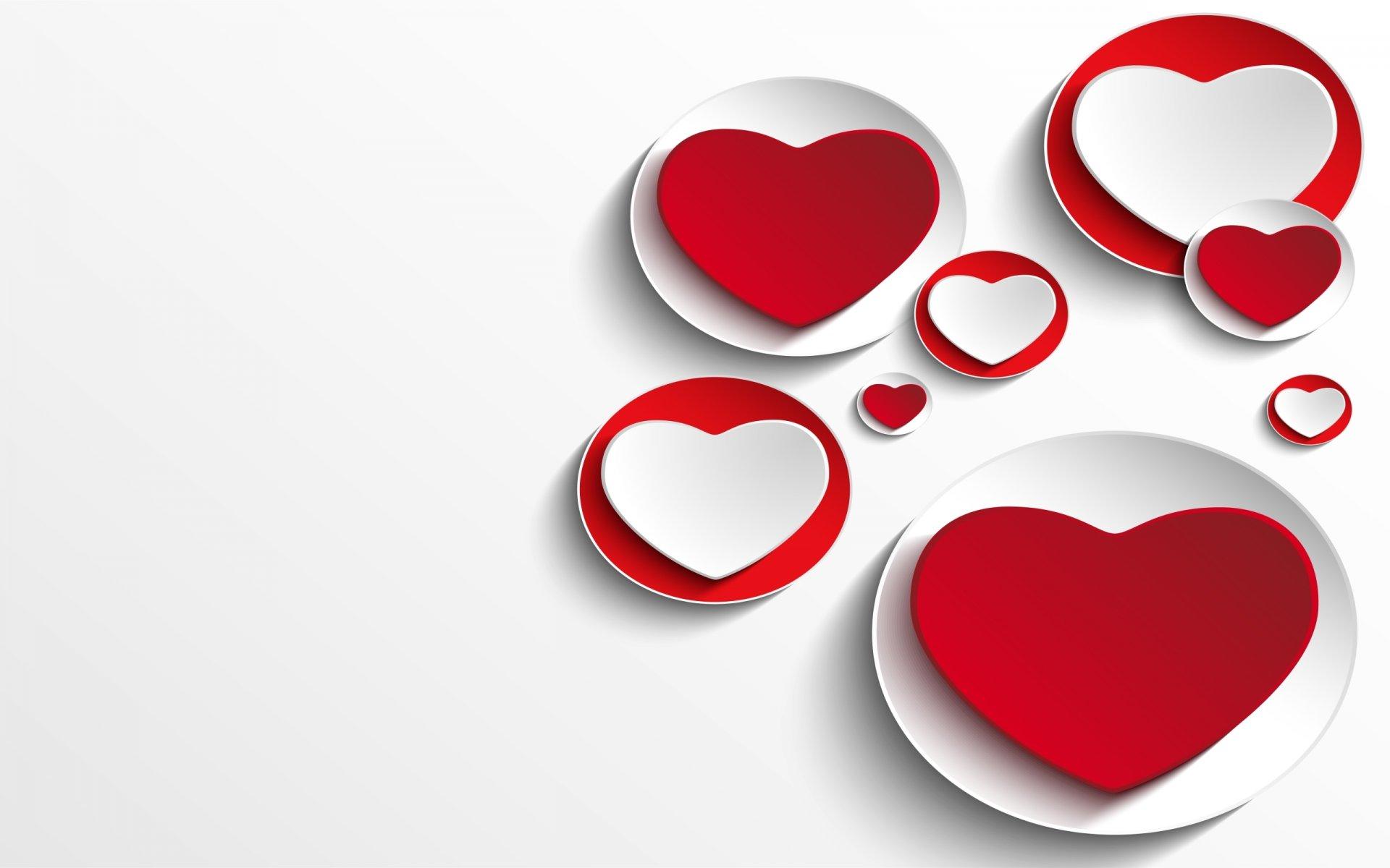 Сердце рисунок валентинов день бесплатно
