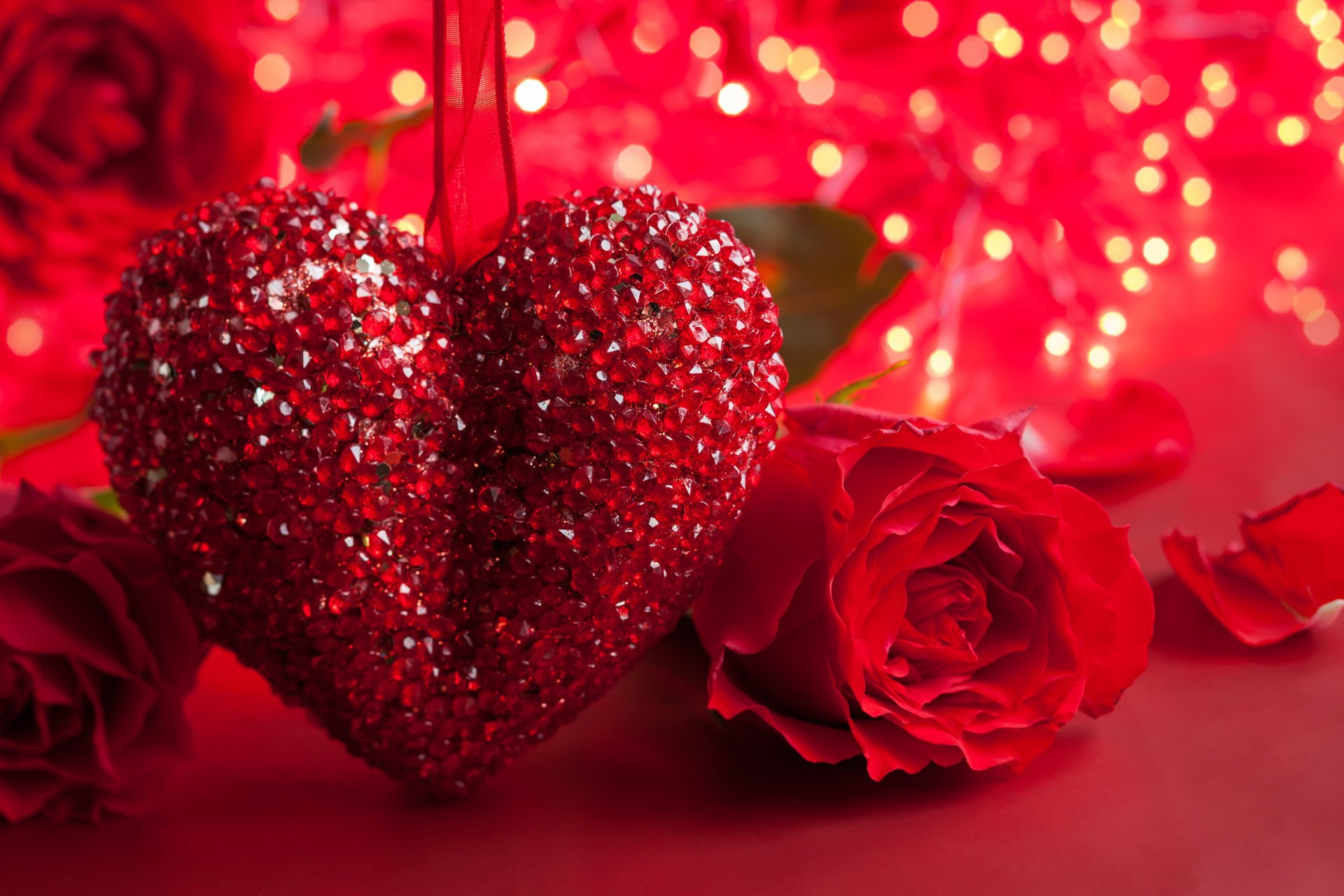 Открытка романтический