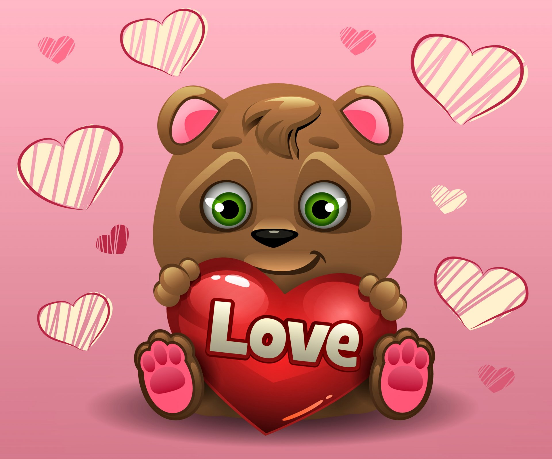 Гиф, картинки на открытку с любовью