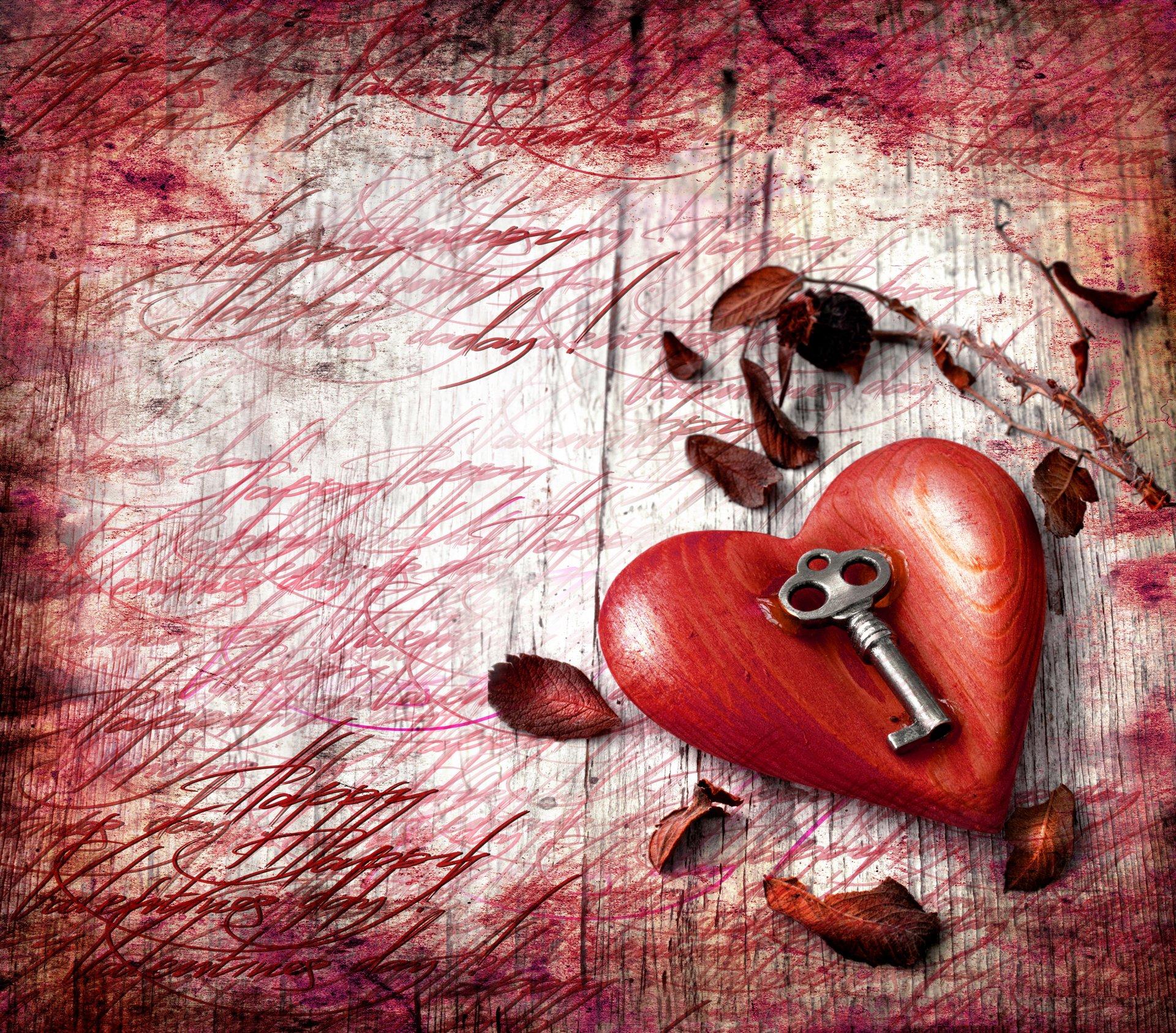 Любимой девушке, картинки с ключиками от сердца