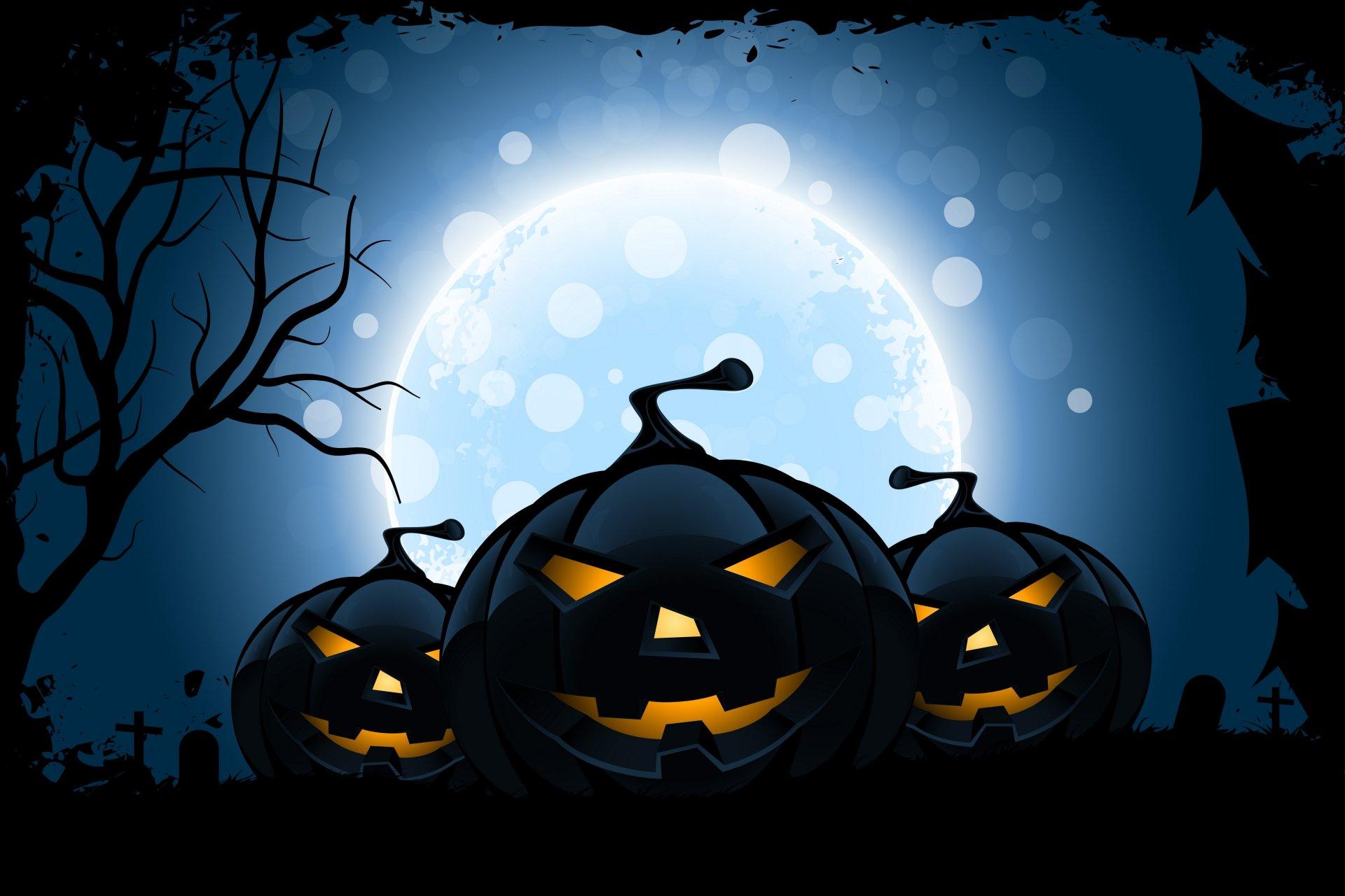Прикольные рисунки на хэллоуин, открытку марта