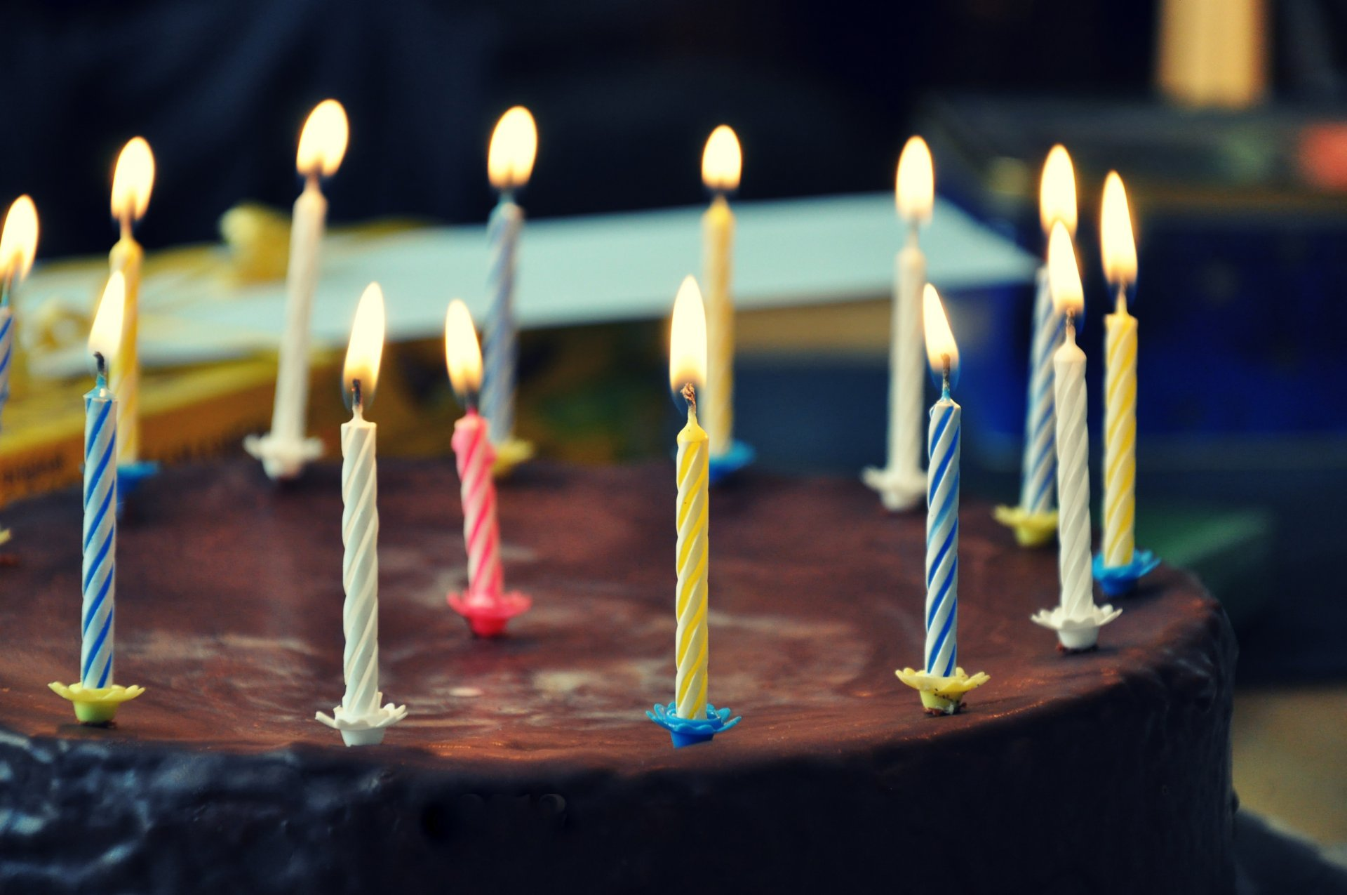 свечи для тортов фото пойманную рыбу