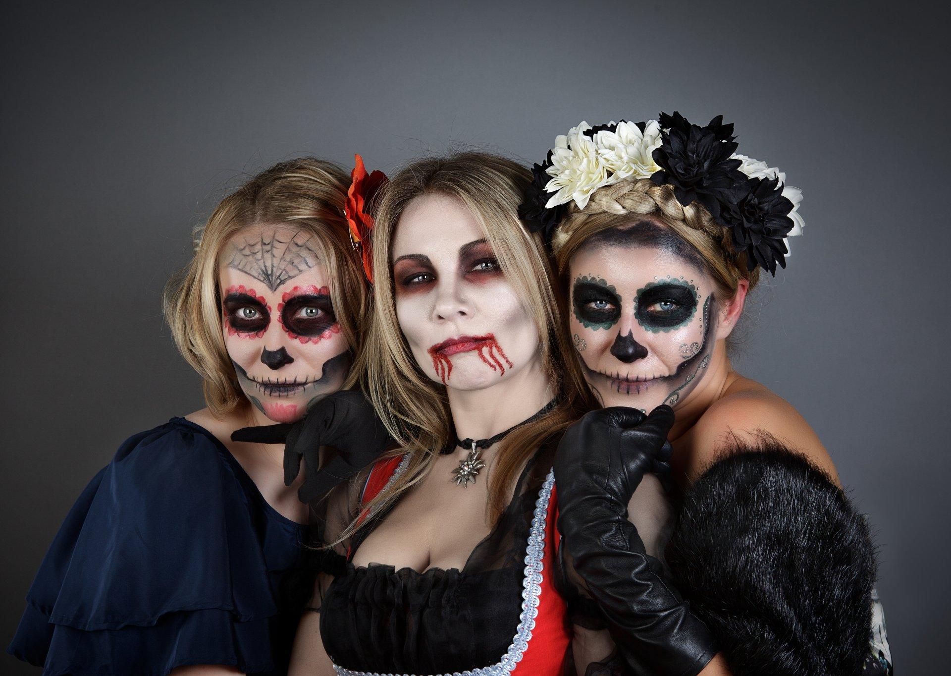 фото на хэллоуин куда