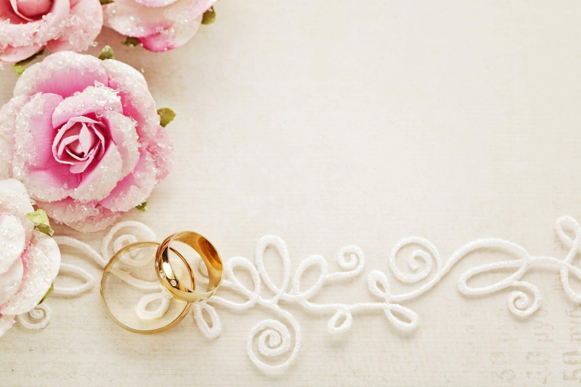 Свадебные фоны для поздравления