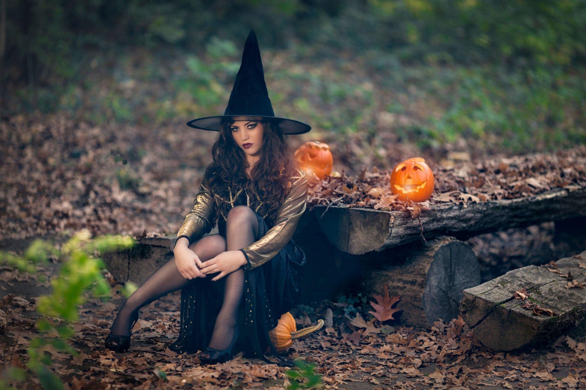 фото с ведьмами красивые лучшее, что случалось