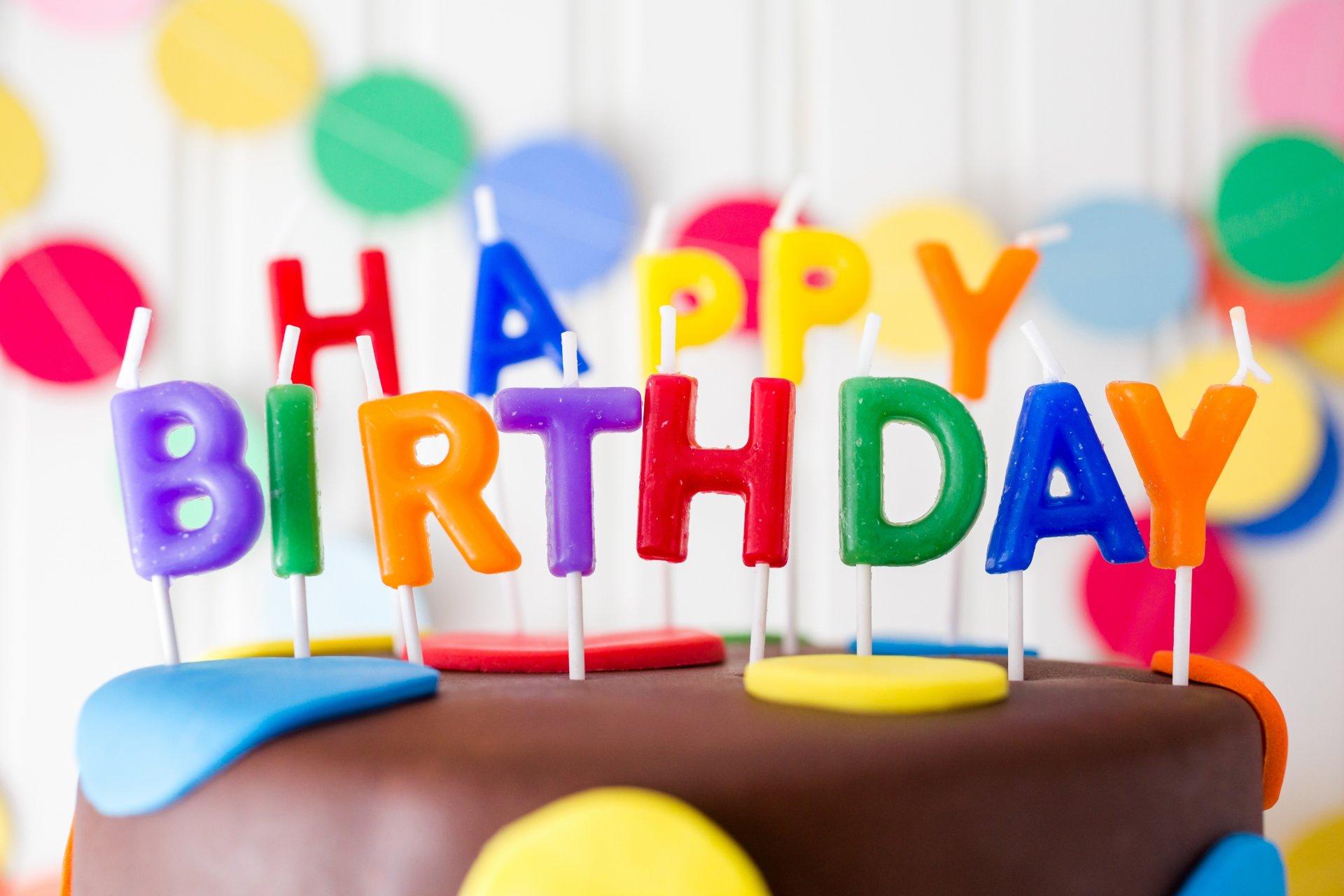Для декора, картинки на рабочий стол с днем рождения девушке