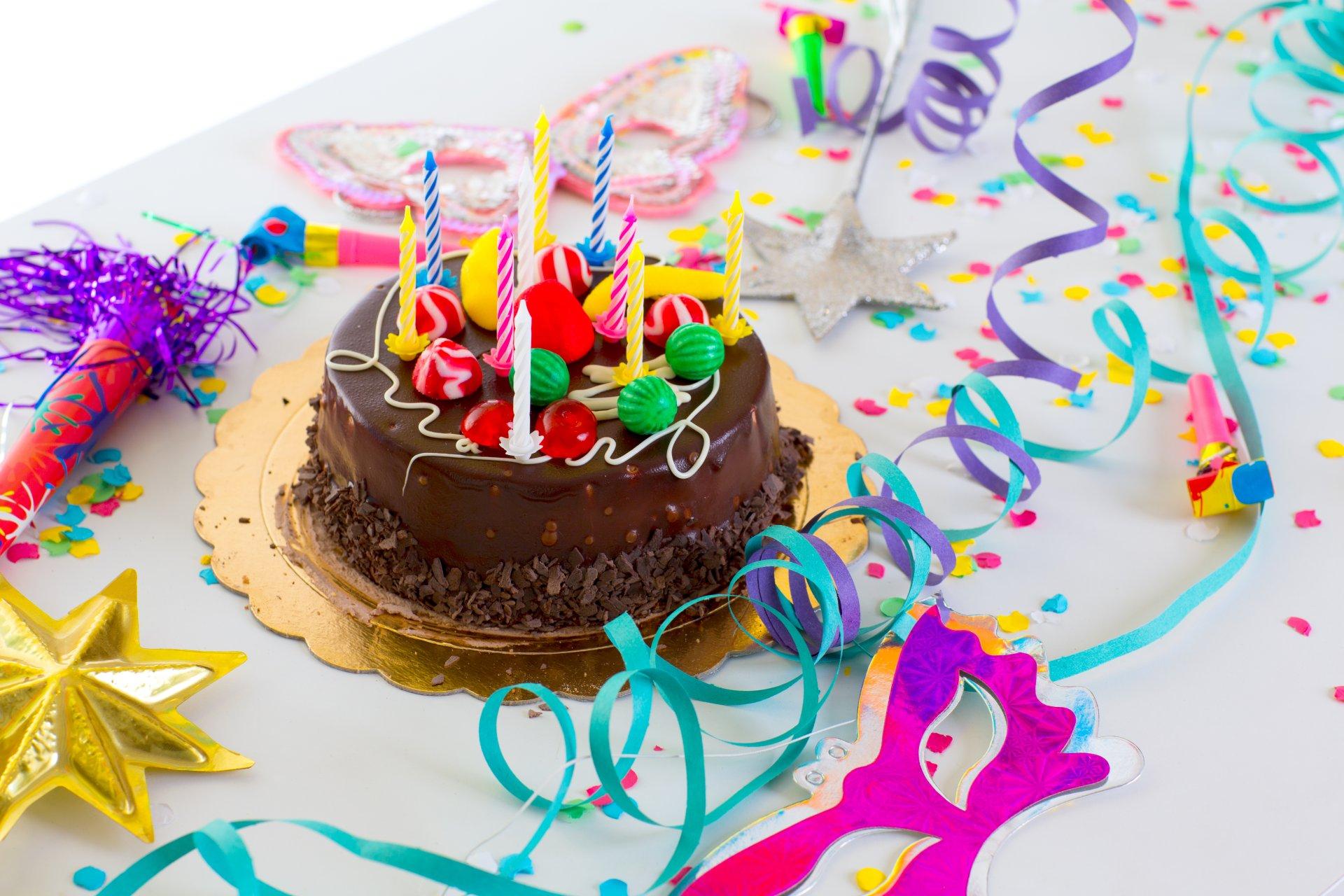 Открытка с днем рождения тортик мужчине