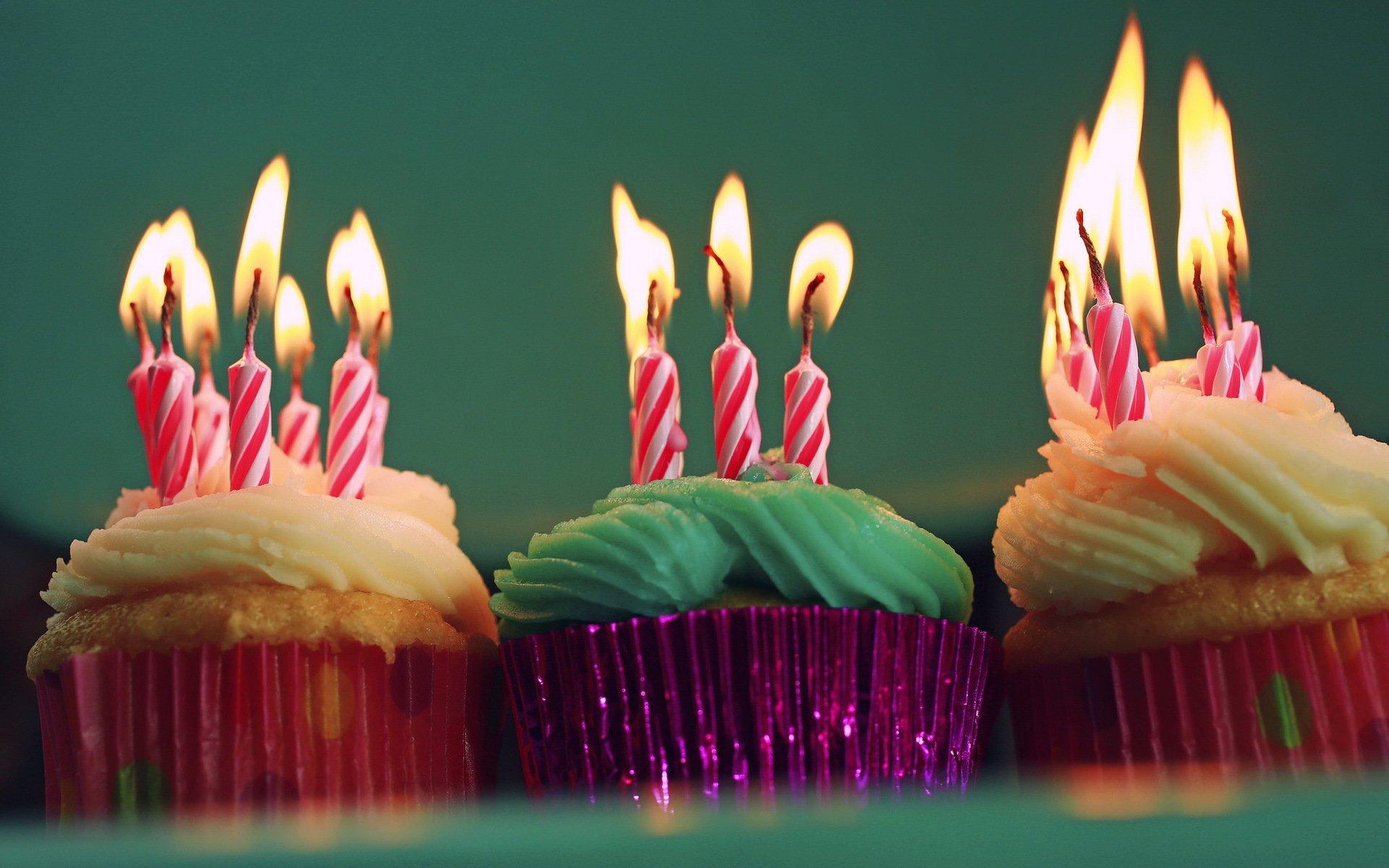 Новый год, сказочные открытки с днем рождения торт свечи