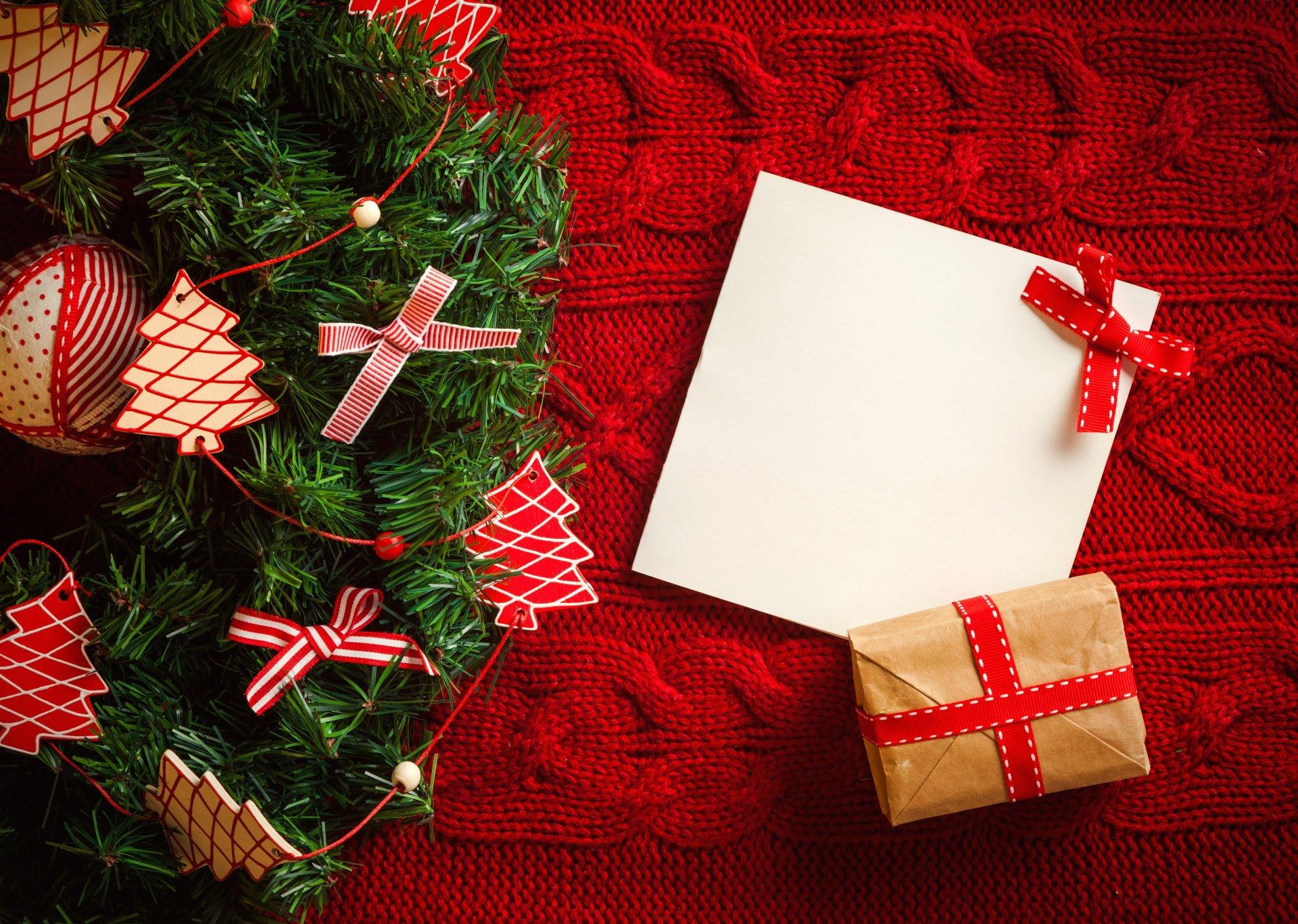 Для, обмен открытками к новому году